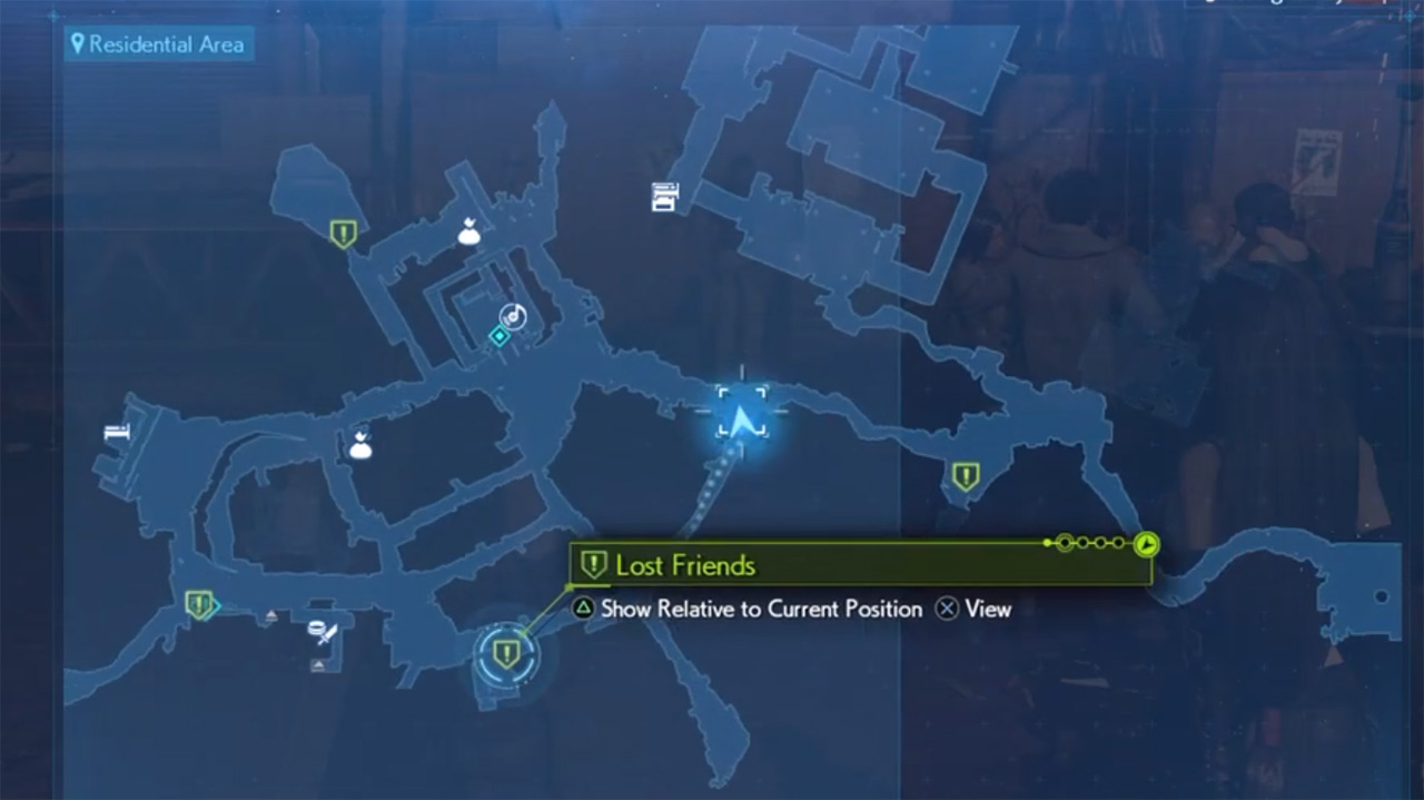 All cat locations - lost friends quest - ff7r