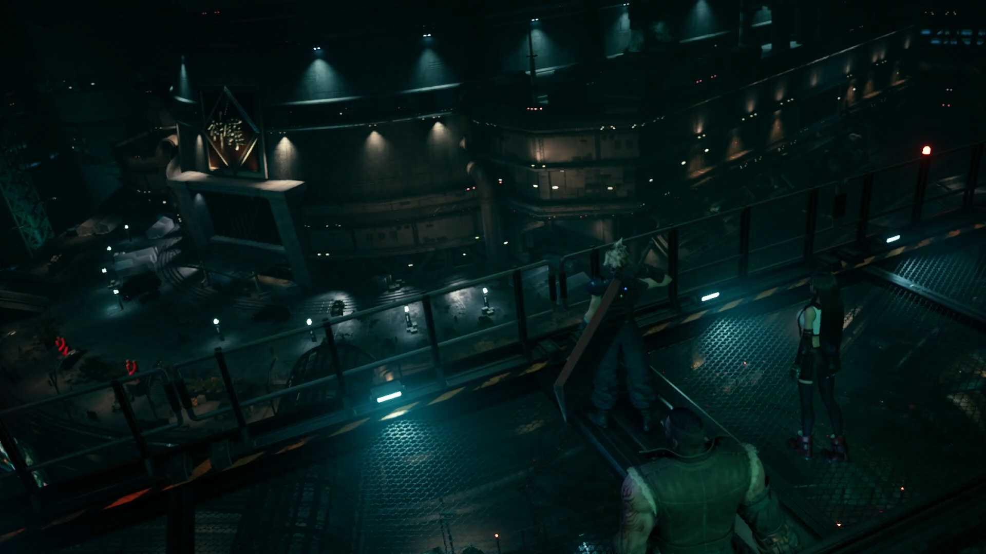 Final Fantasy 7 Remake Screenshot 1