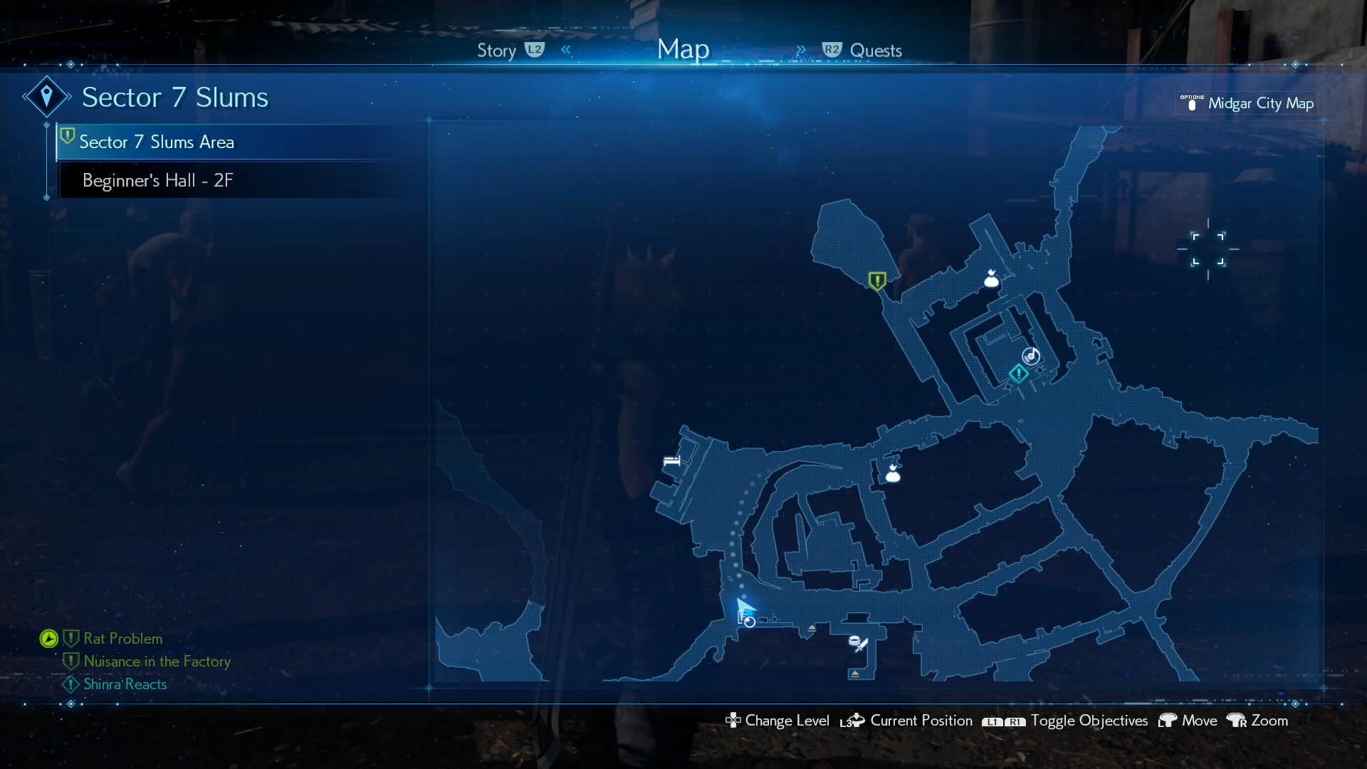 Final Fantasy 7 Remake screenshot 5