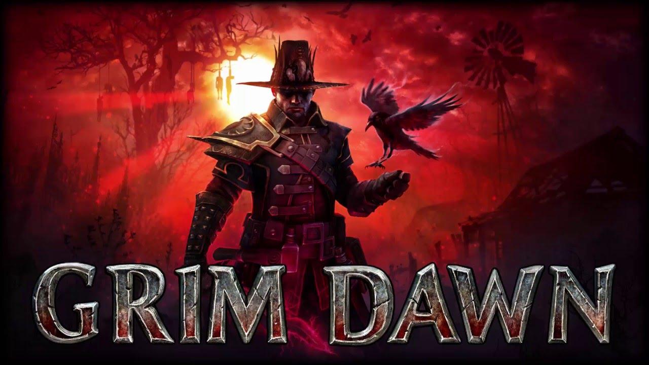 Grim Dawn, the spiritual successor to Titan Quest.