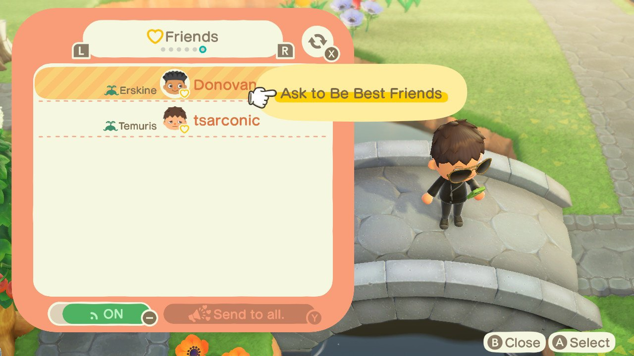 How to add friends - animal crossing: new horizons