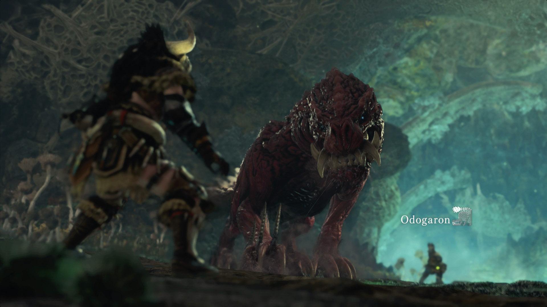 monster hunter world odogaron