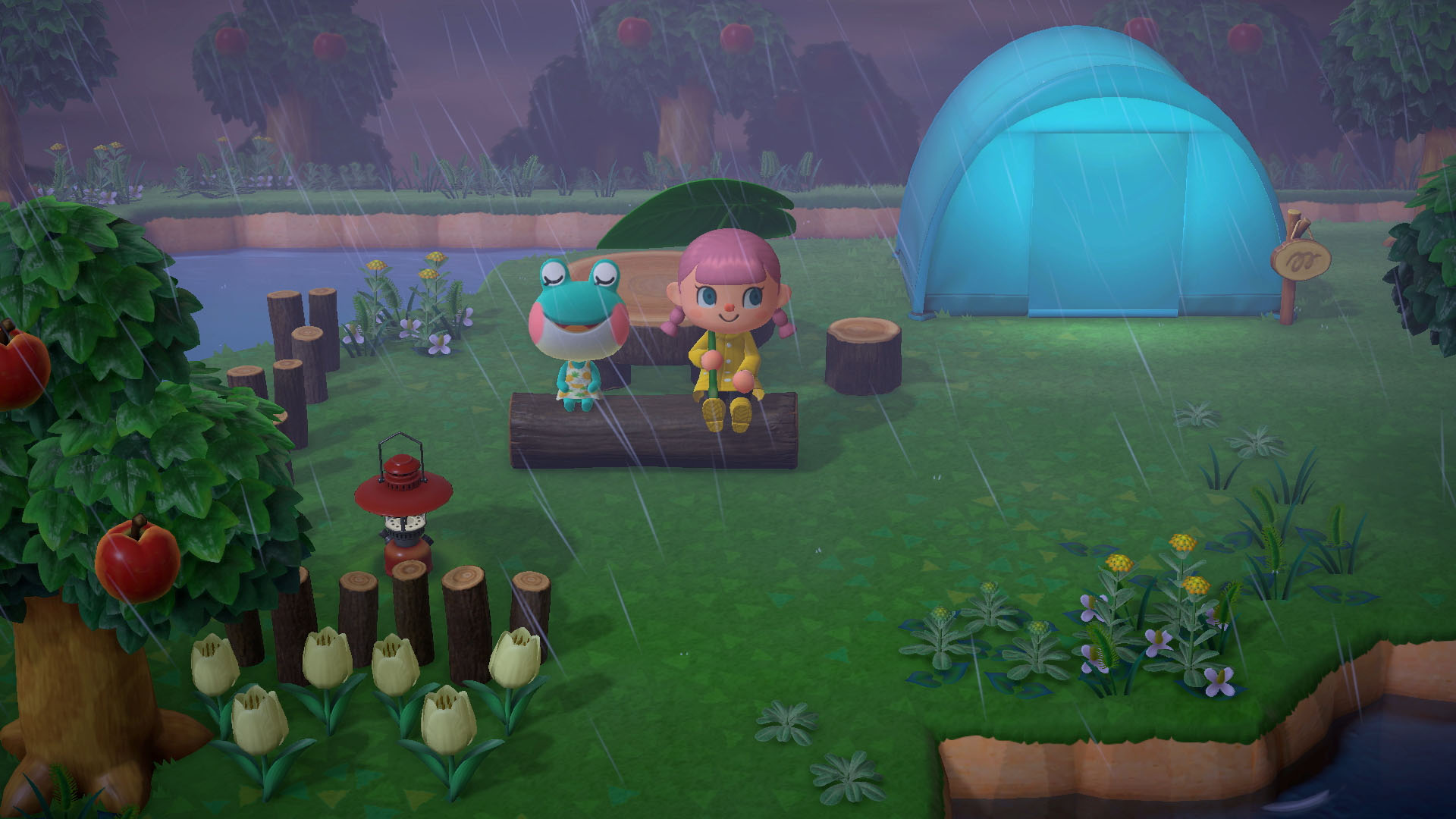 how to kick villagers out - animal crossing: new horizons
