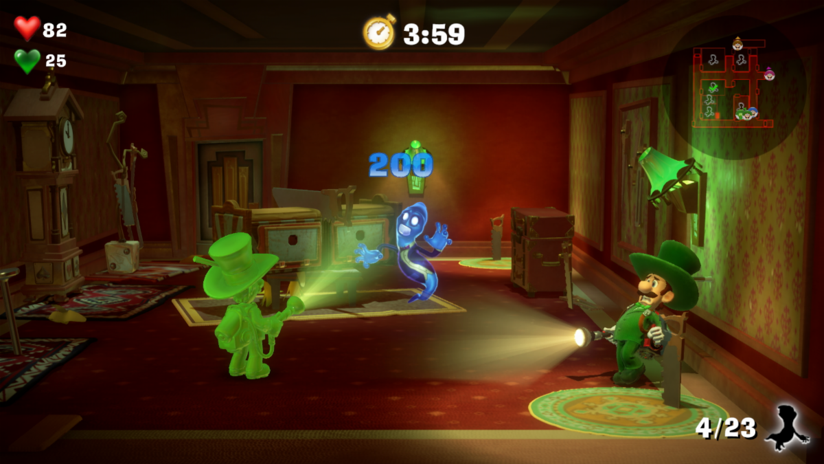 Luigi's Mansion 3 Multiplayer Pack 2
