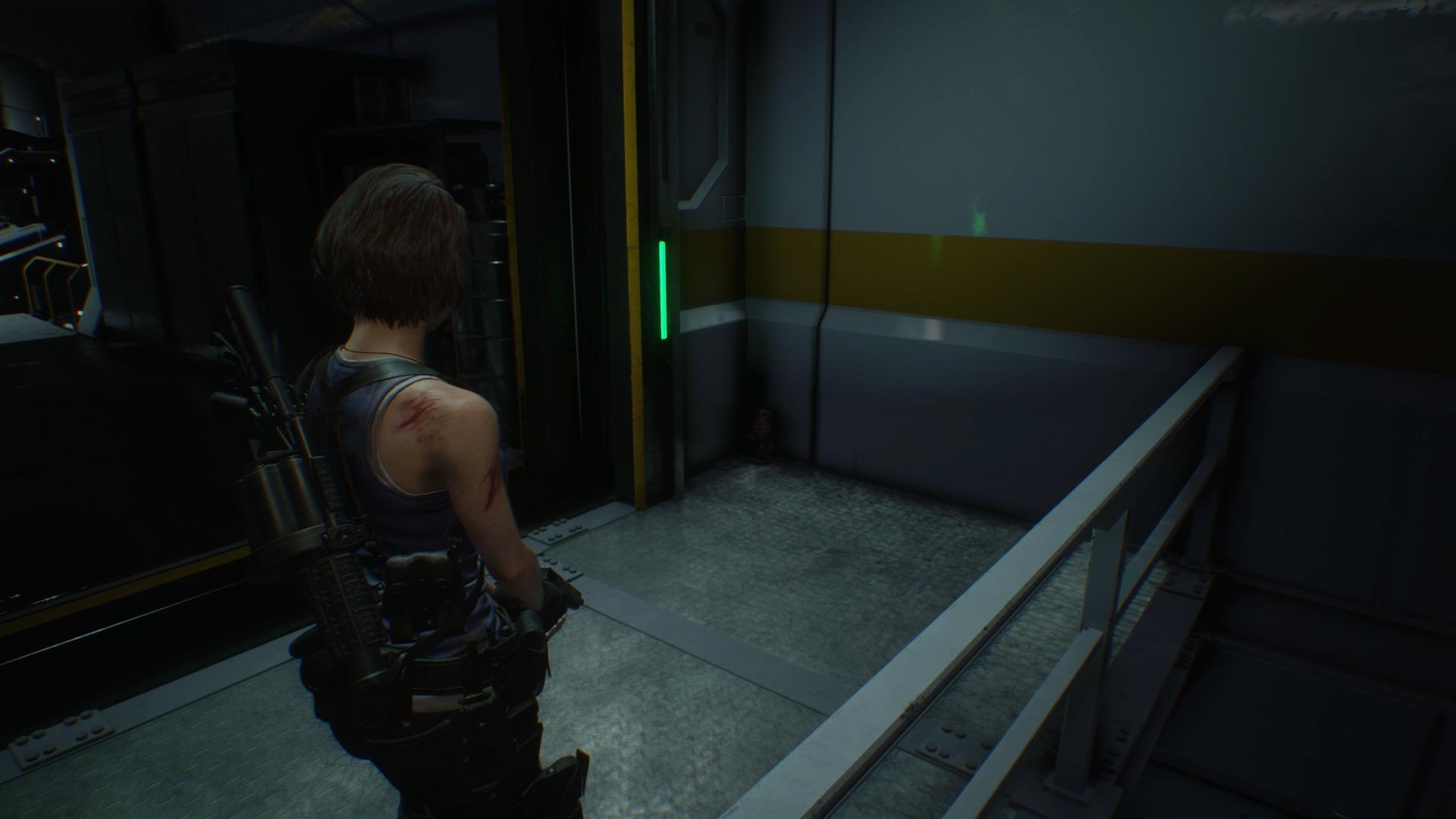 Resident Evil 3 Charlie Doll locations NEST 2 Vaccine Equipment