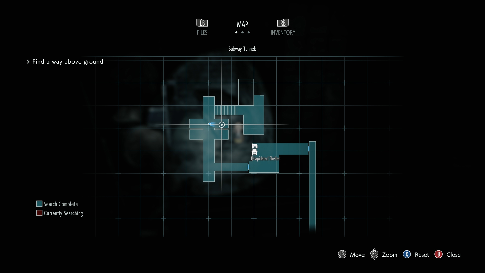 Resident Evil 3 Charlie Doll locations Subway Tunnels maps