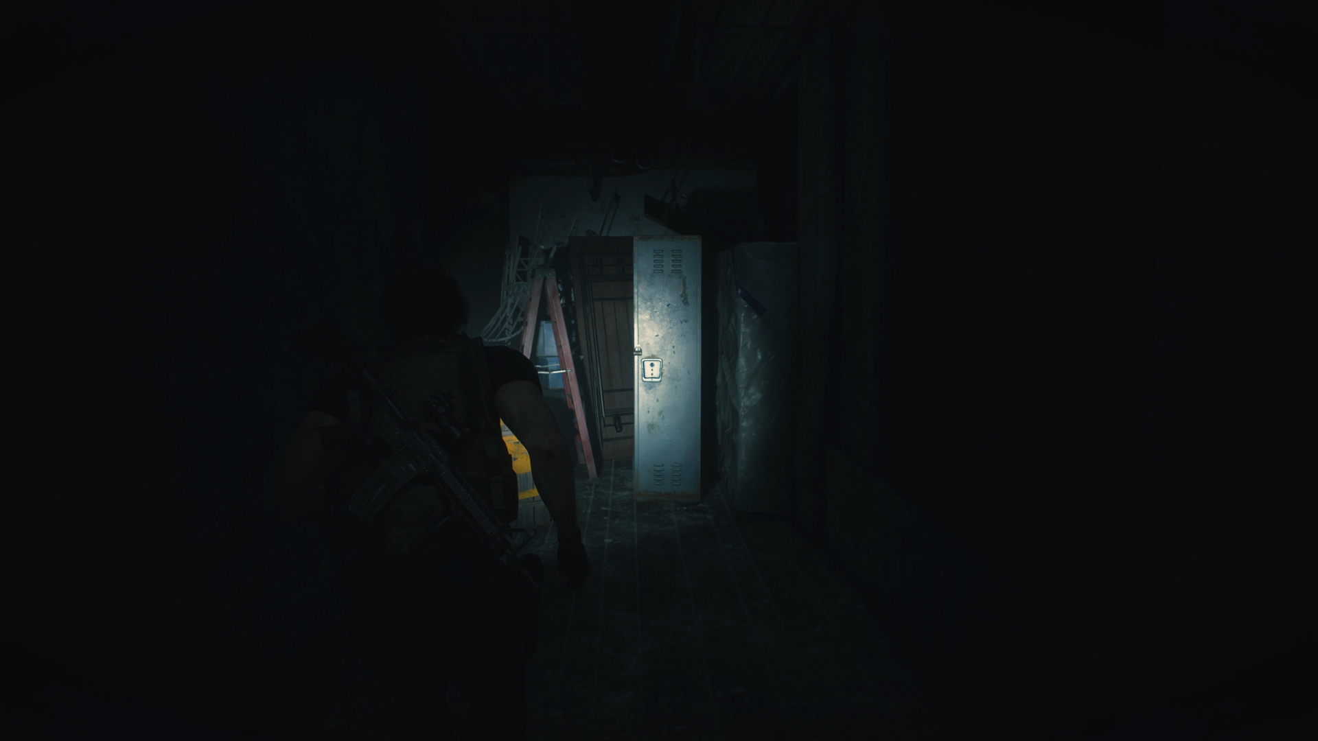 Resident Evil 3 locker locations Police Station 3F