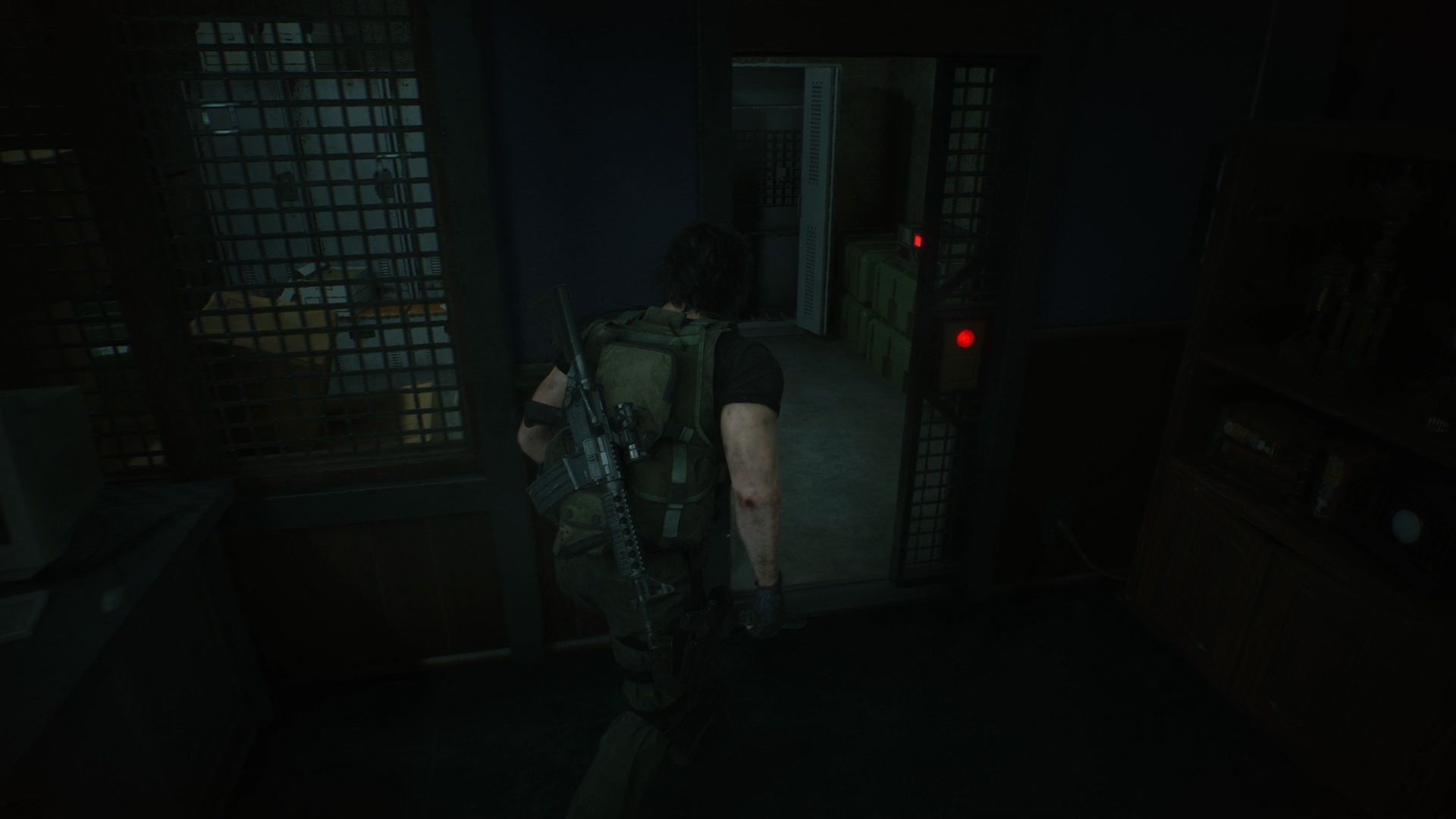 Resident Evil 3 Strongbox locations Police Station STARS Office ID Strongbox