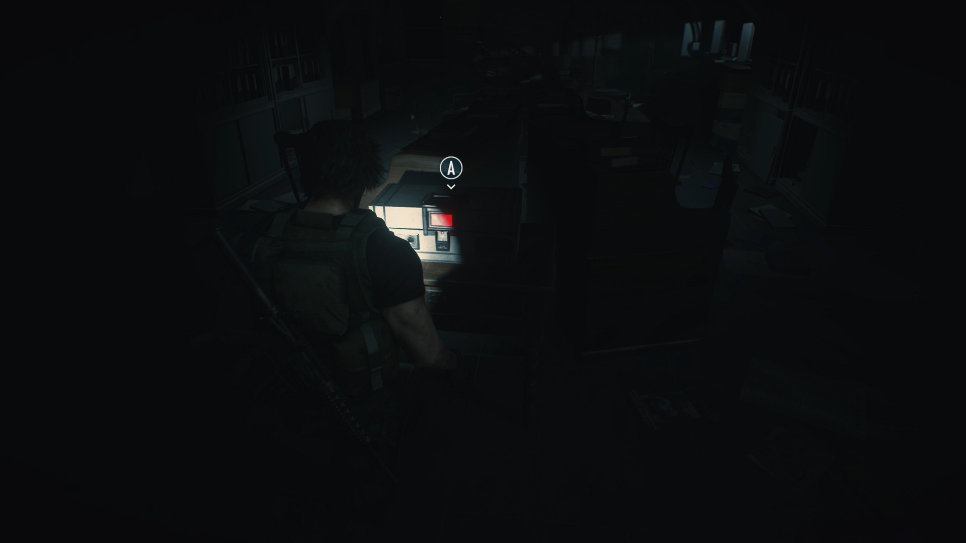 Resident Evil 3 Strongbox locations Police Station West Office ID Strongbox