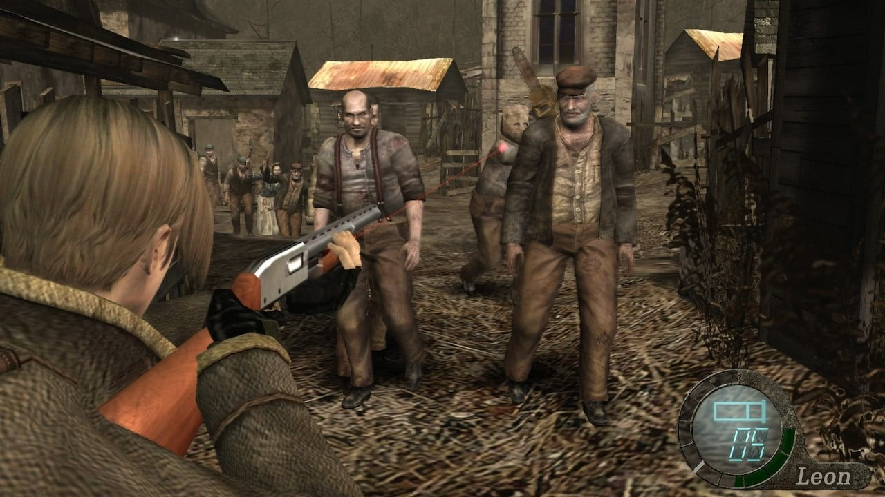 Resident Evil 4 set a new standard in its design which has served as the foundation of even new Resident Evil titles.