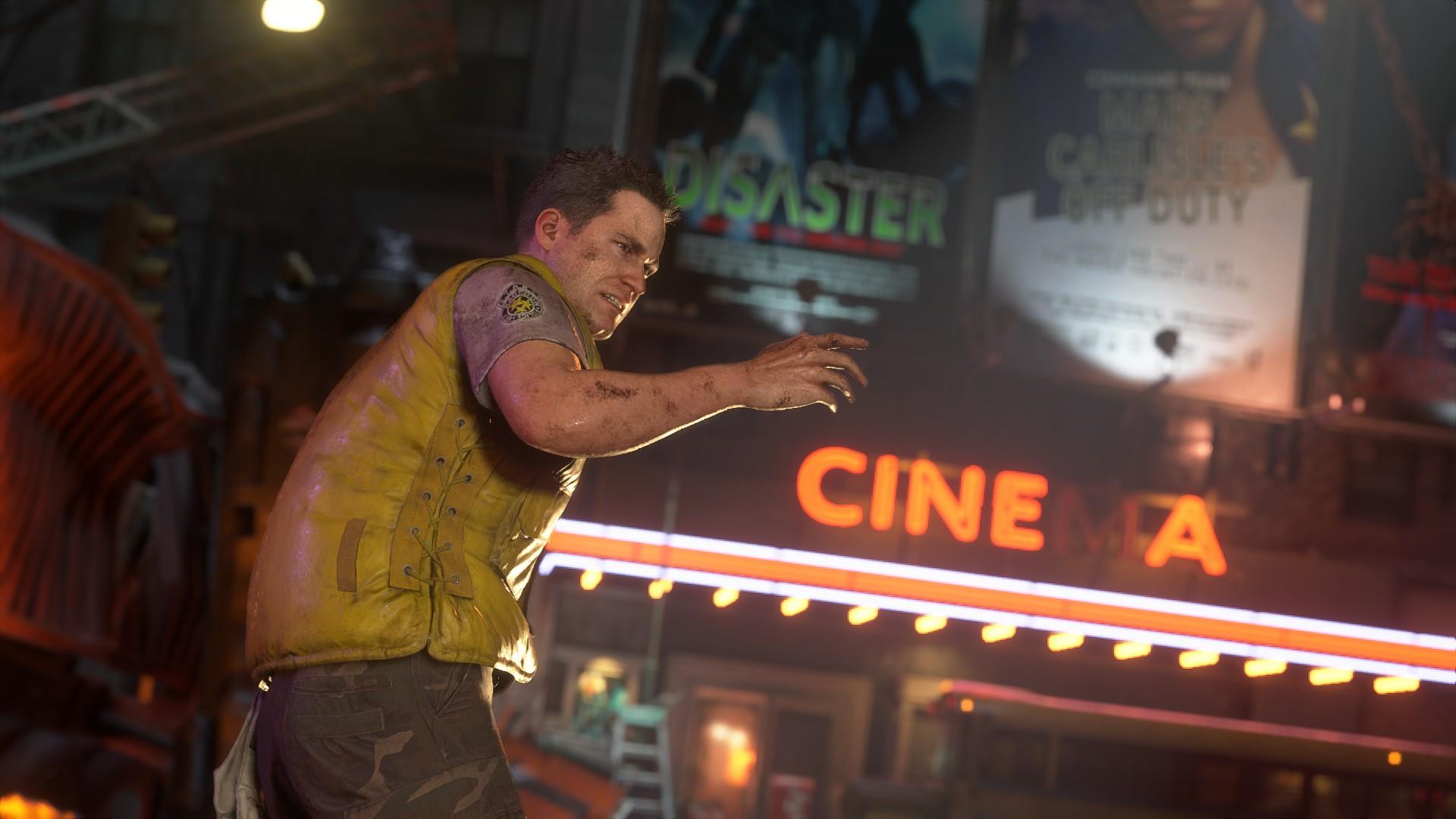 Resident Evil 3 voice actors Brad Vickers Darren O'hare