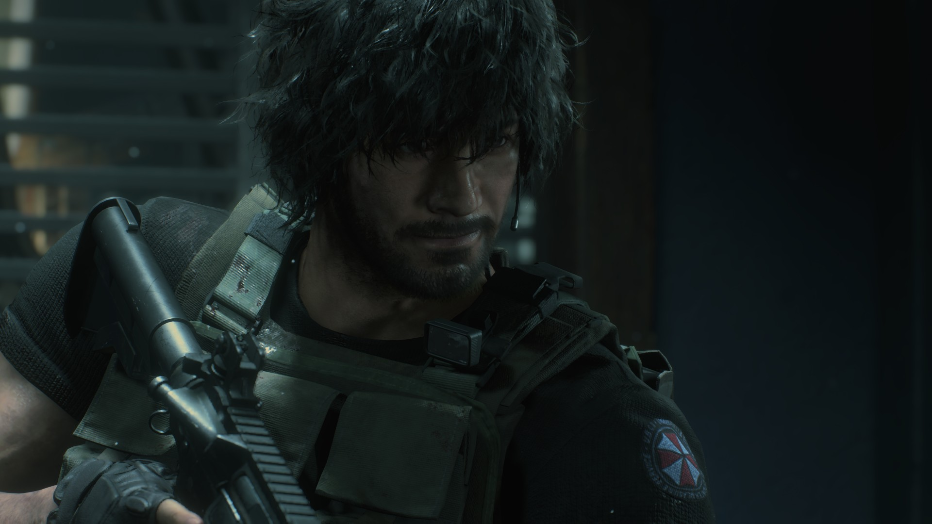 Resident Evil 3 voice actors Carlos Oliveira Jeff Schine