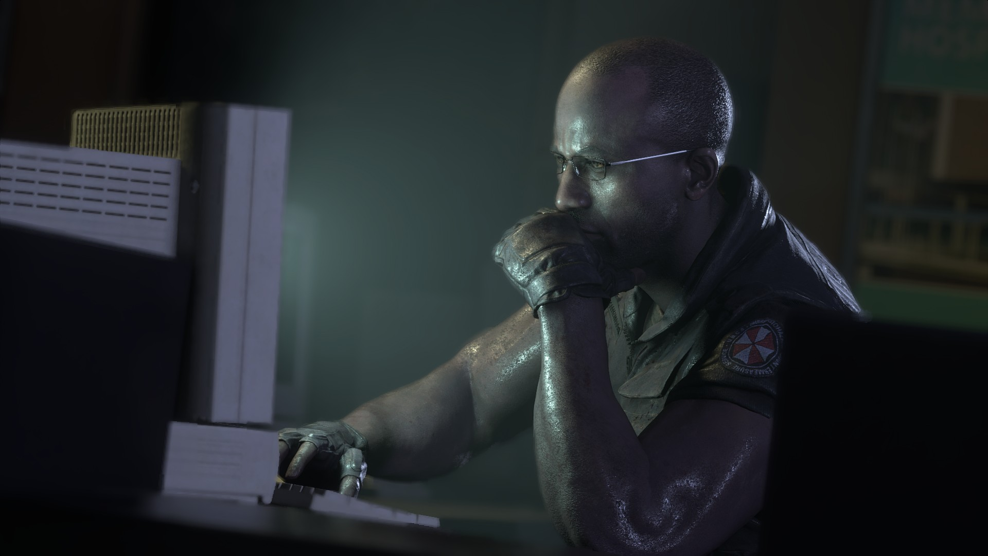 Resident Evil 3 voice actors Tyrell Patrick Sterling Sulieman