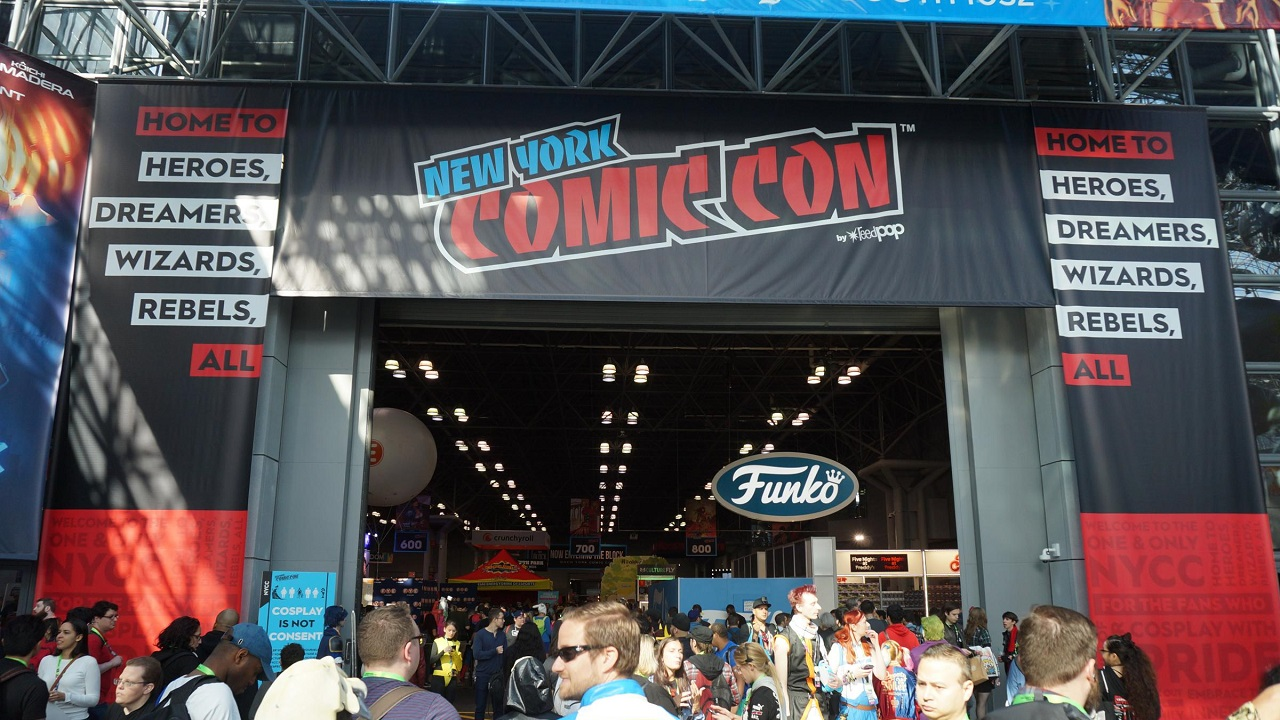 With SDCC 2020 canceled, New York Comic Con (NYCC) 2020 could also fall on a similar chopping block near the end of this year if concerns of the coronavirus haven't ended by then.