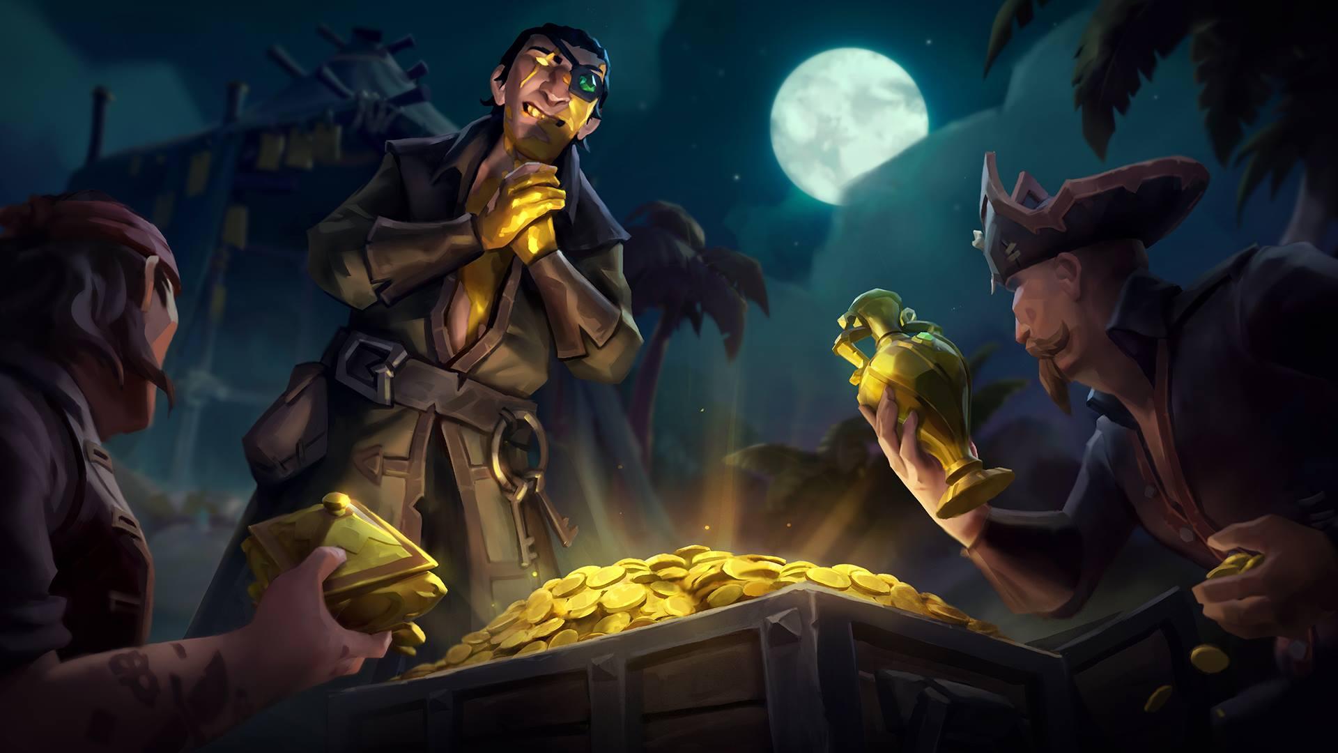 sea of thieves ships of fortune emissary system