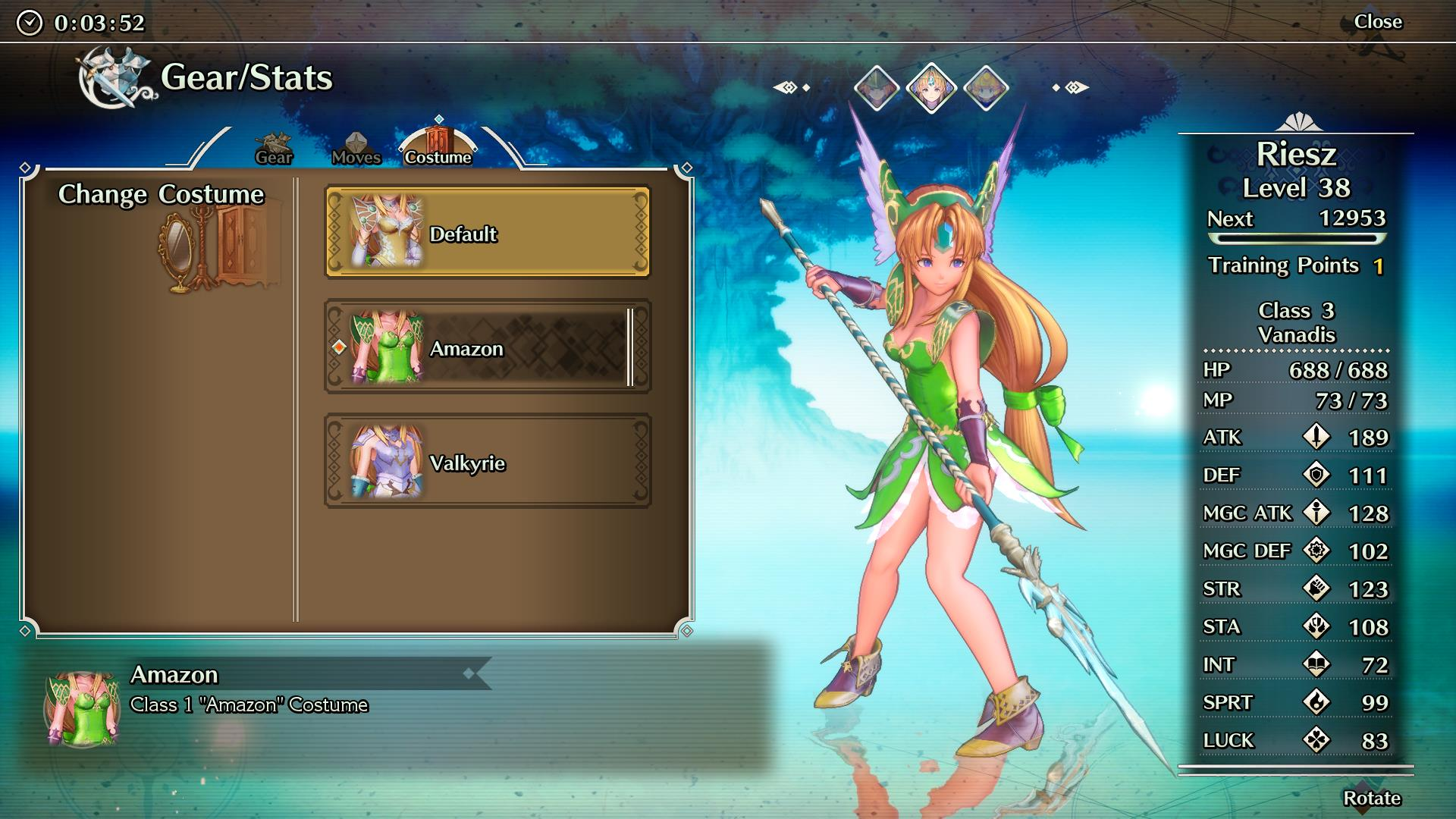 Trials of Mana switch classes