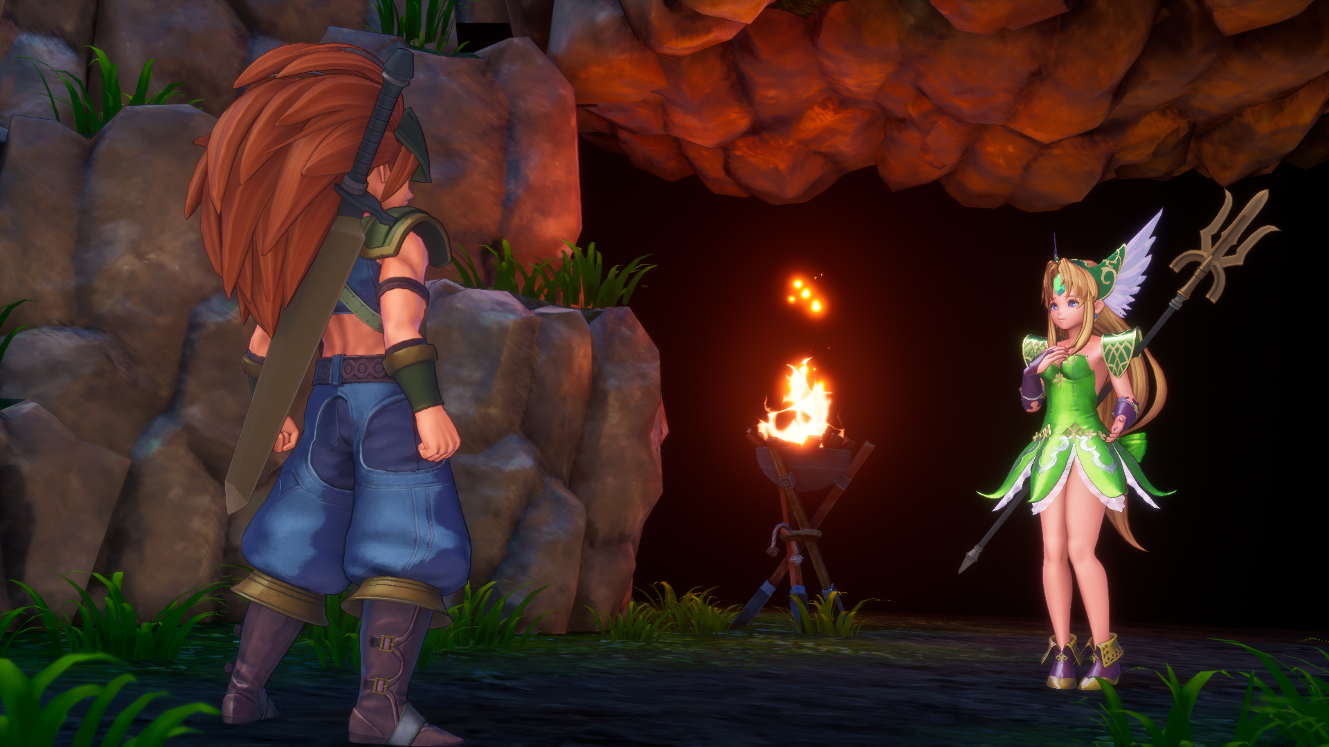 Trials of Mana - Which character do I choose