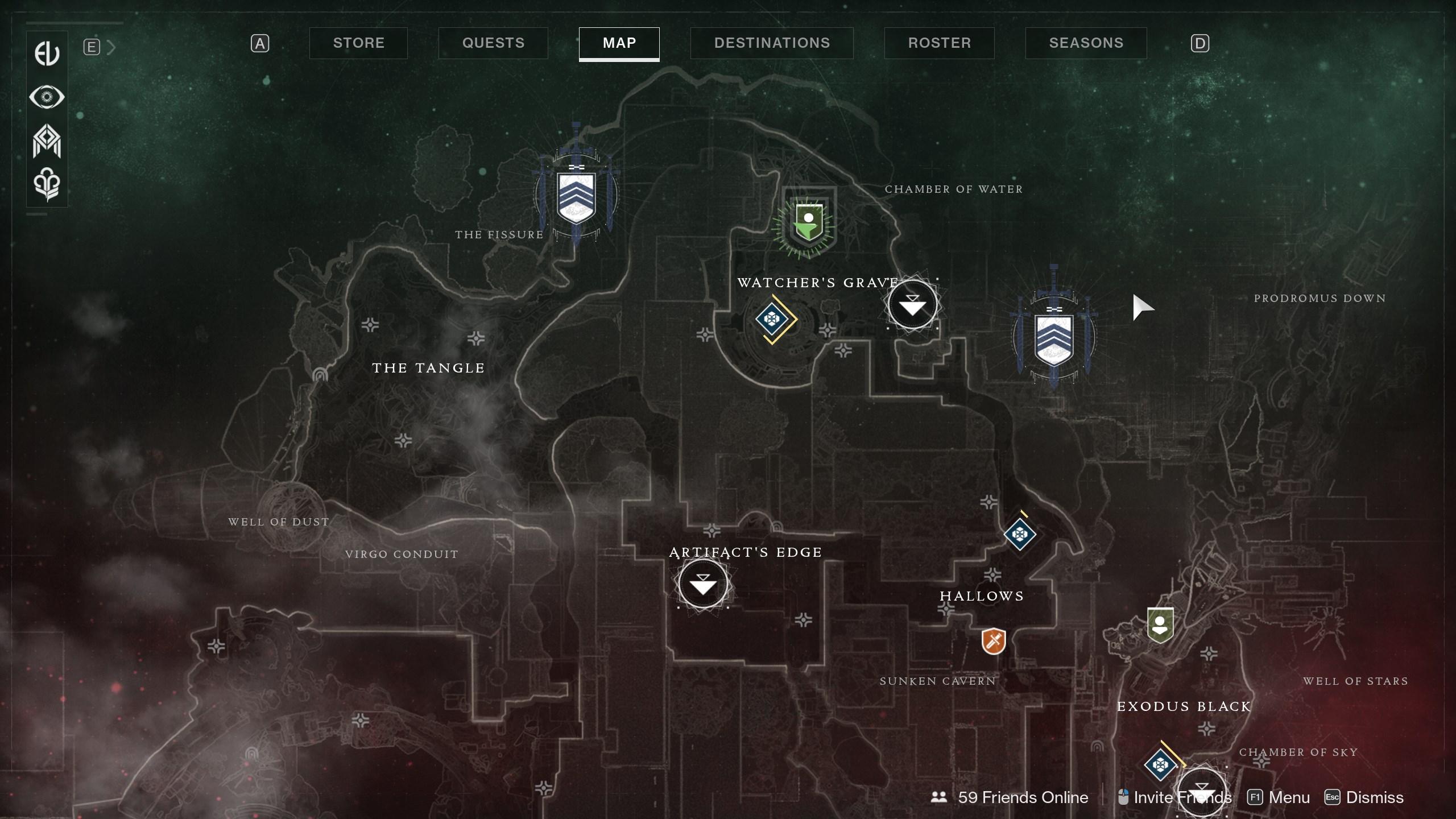 Xur's location - april 24, 2020 - Destiny 2
