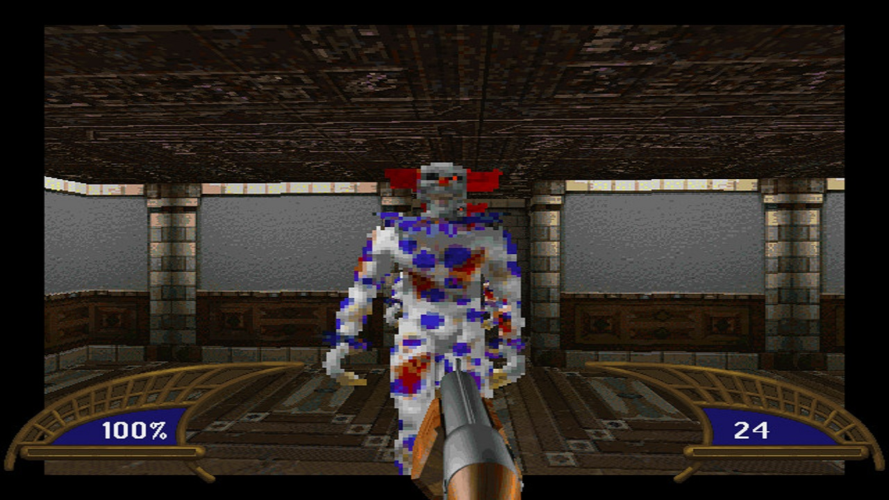 Who doesn't love hanging out with a zombie clown? These are among the myriad of enemies found in horror FPS Killing Time.