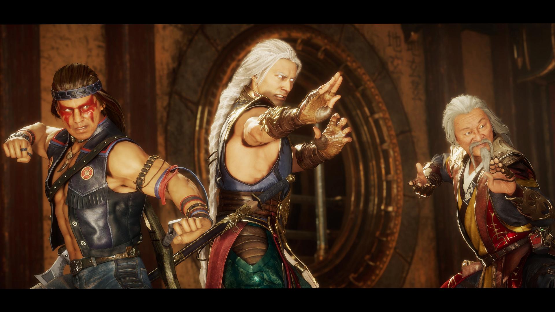 Mortal Kombat 11: Aftermath impressions