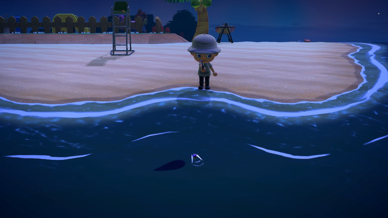 trying to catch fish leaving at the end of may - animal crossing: new horizons