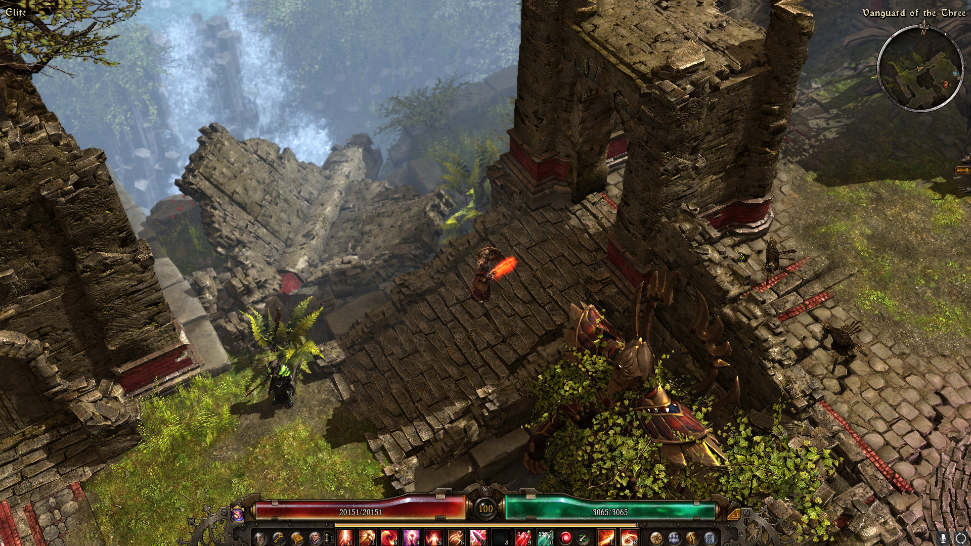 Crate Entertainment's Grim Dawn