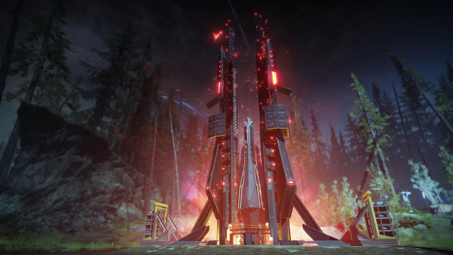 Destiny 2 The Lie progress