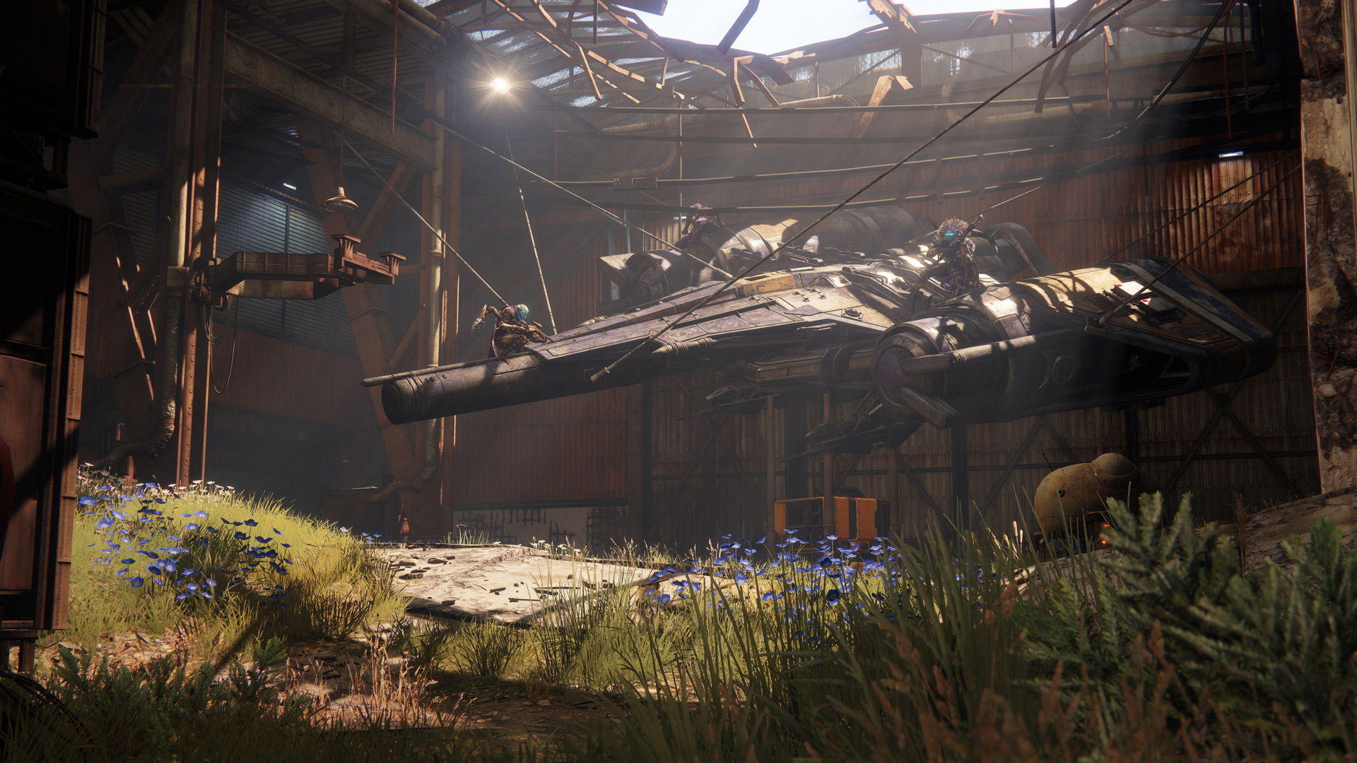 destiny 2 ships ghosts and sparrows