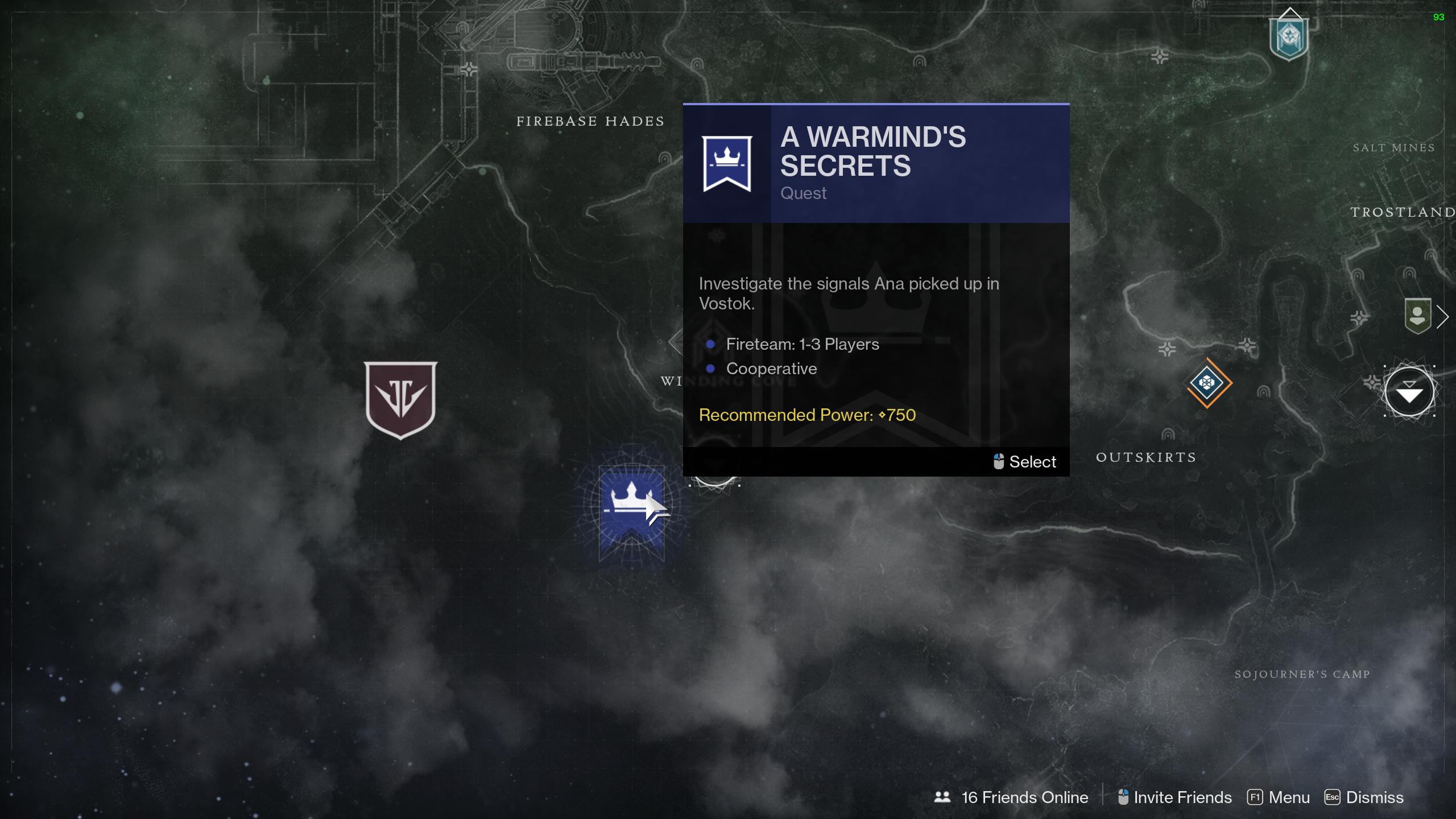 Destiny 2 The Lie Vostok Visited A Warmind's Secrets