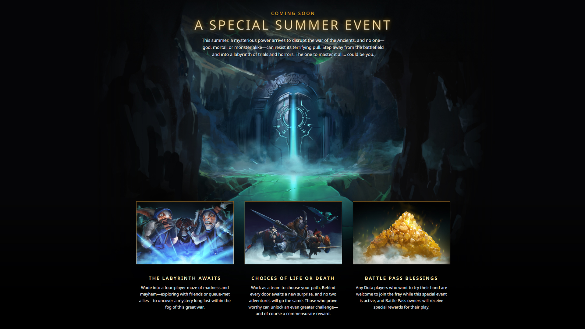 dota 2 battle pass summer event