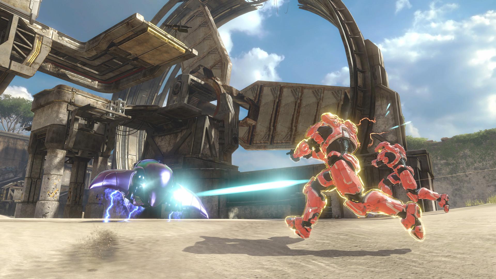 Halo 2 PC multiplayer Zanzibar