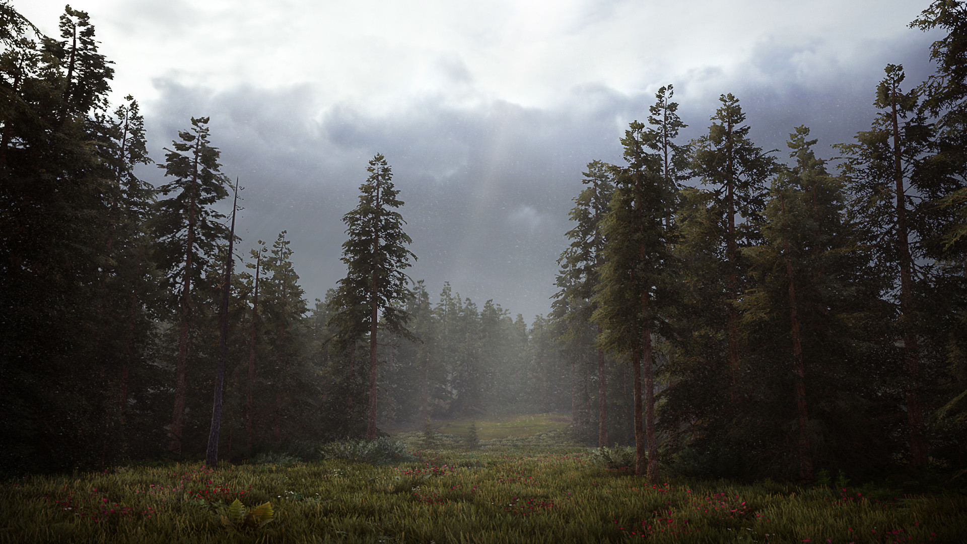 Hunting Simulator 2 uses Unreal Engine 4 to power its outdoor environments.