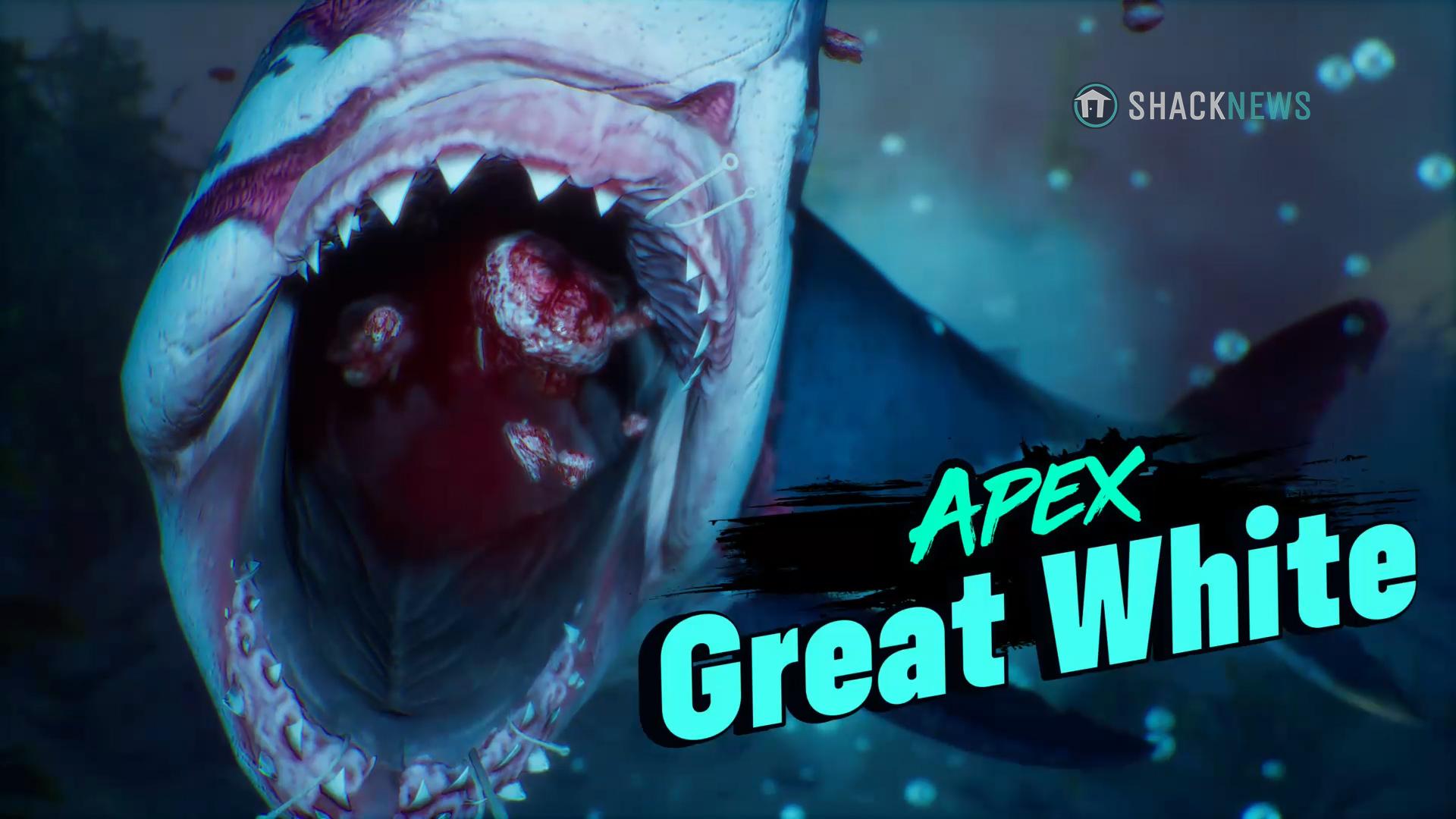 maneater apex predator great white