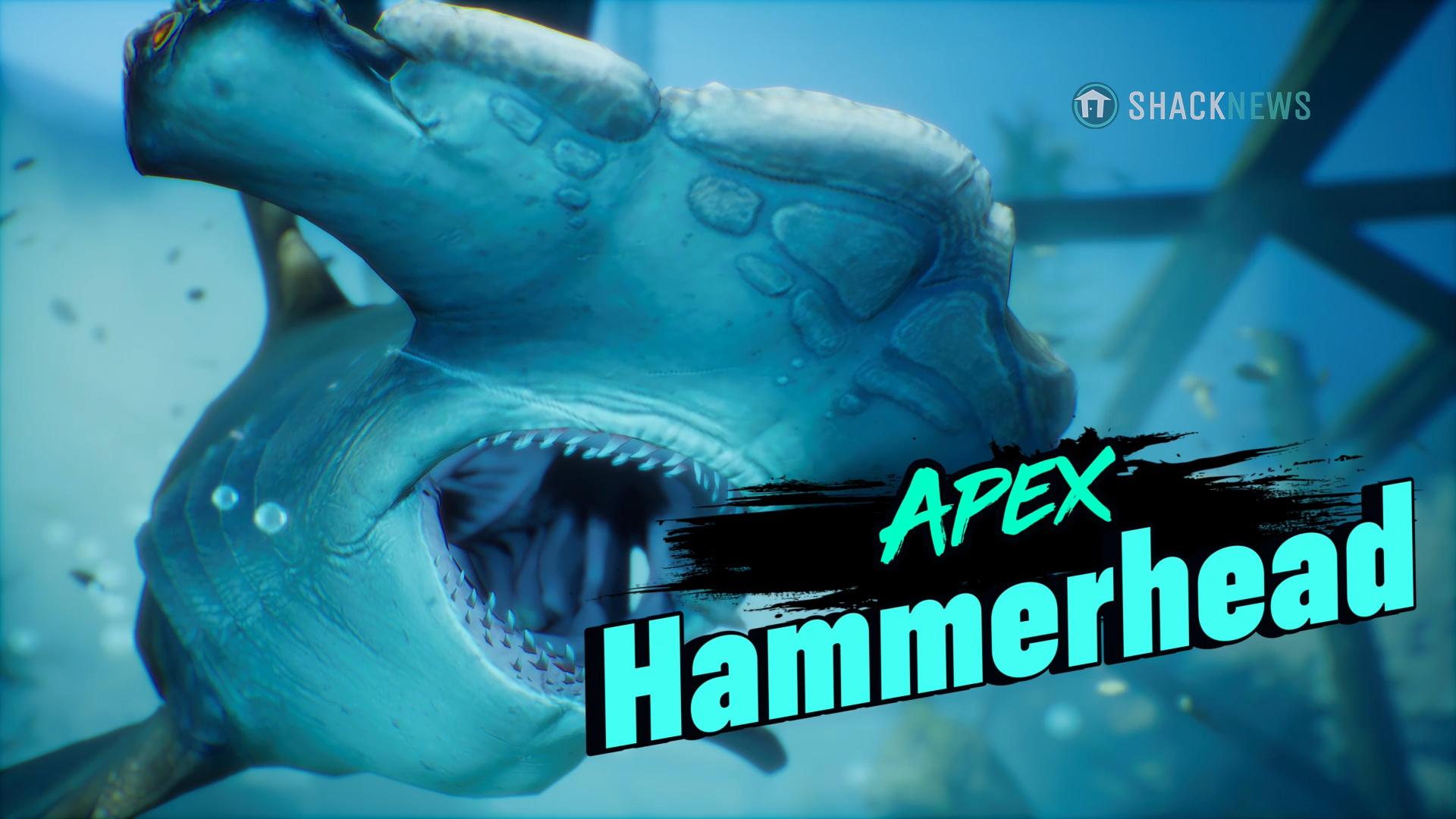 maneater apex predator hammerhead