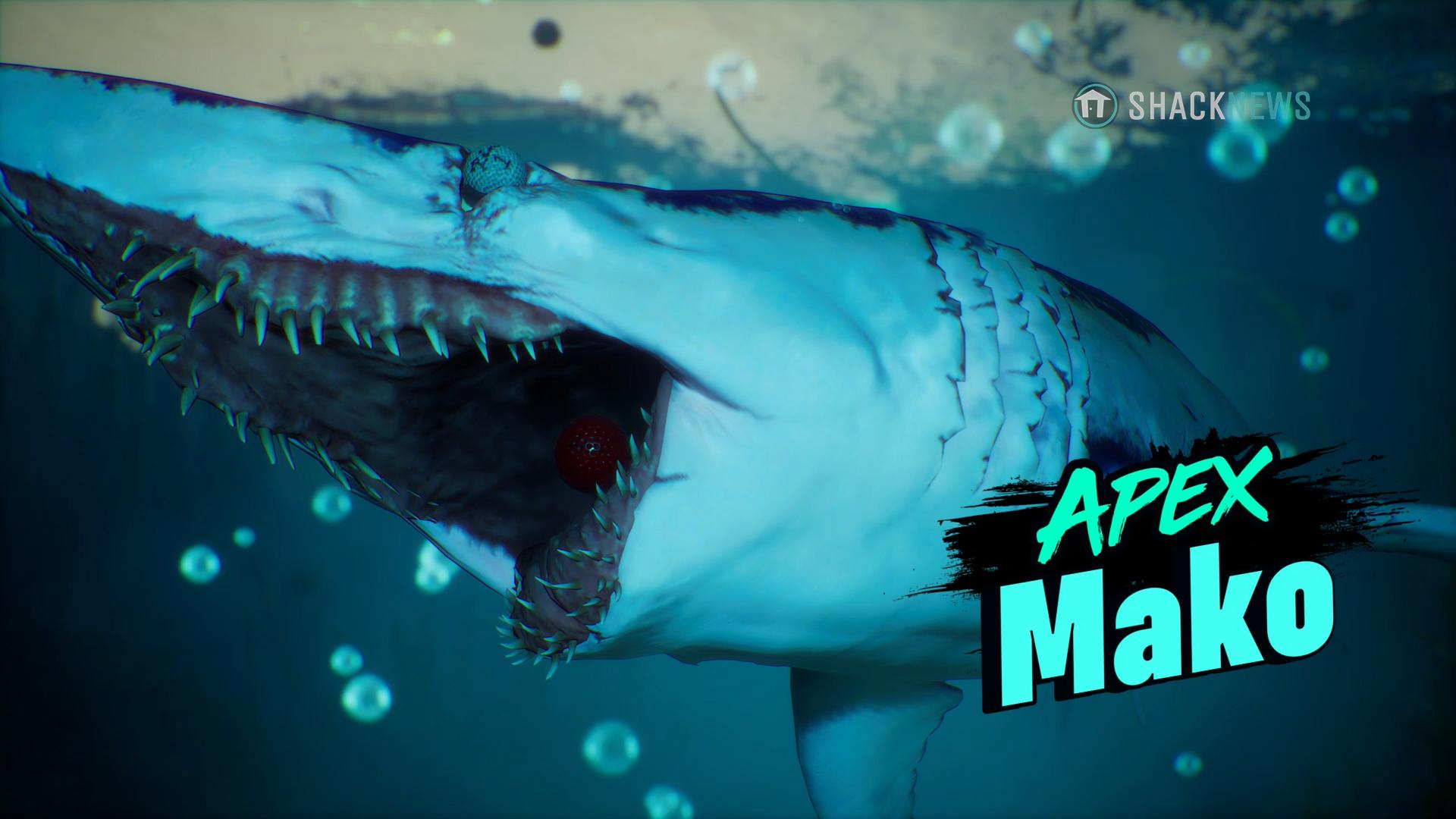 maneater apex predator mako