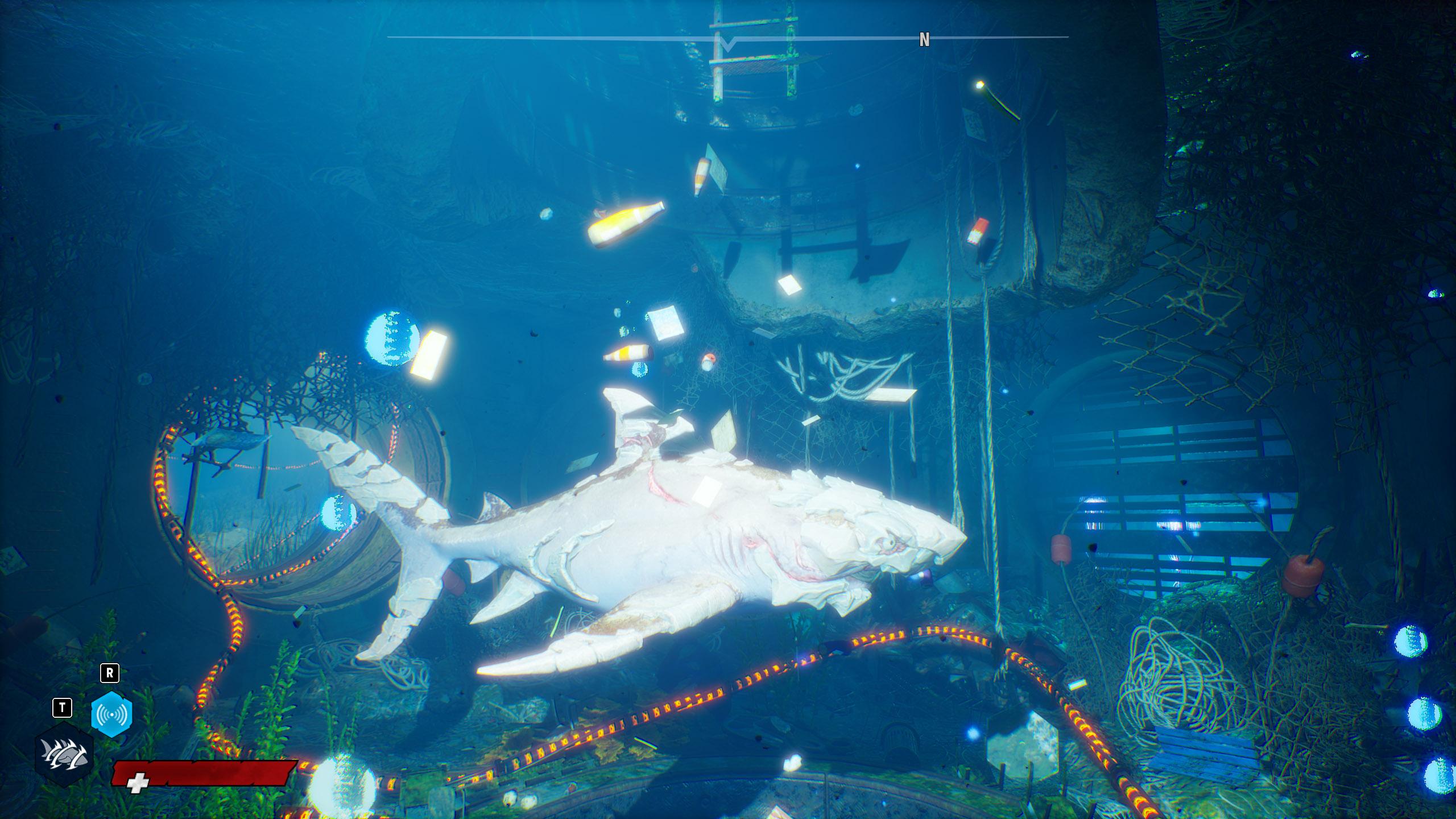 maneater bone set shark upgrades