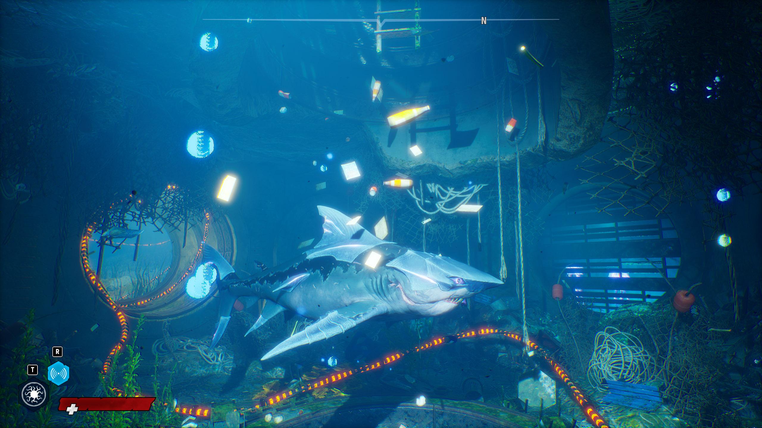 Maneater Shadow Set shark upgrades