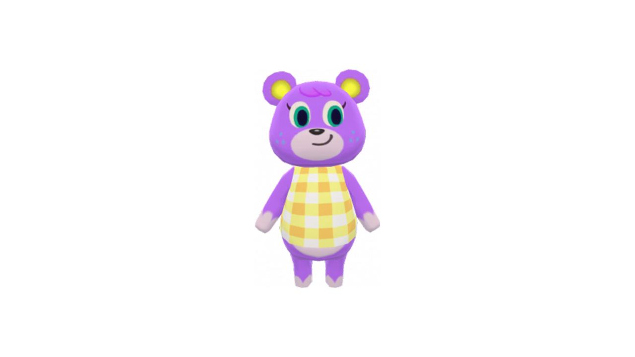 Megan in Animal Crossing: New Horizons