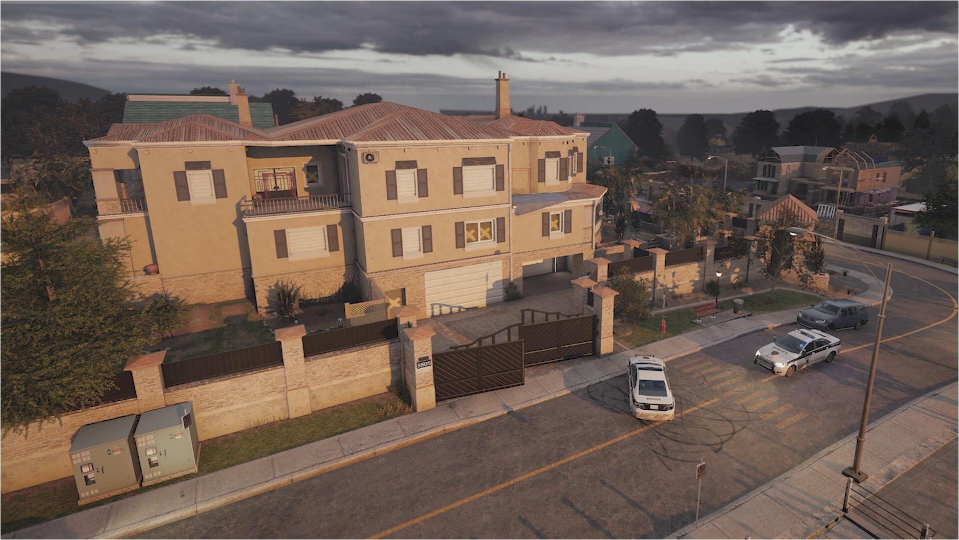 Rainbow Six Siege - House