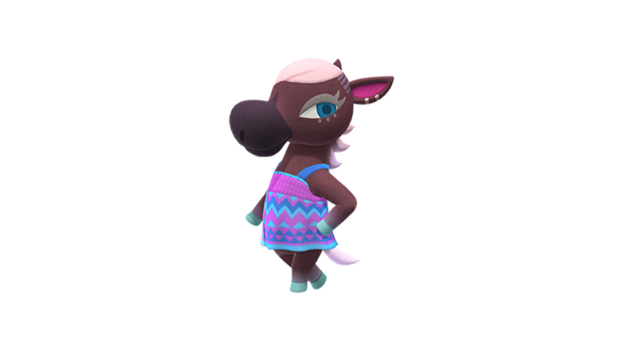 Reneigh in Animal Crossing: New Horizons
