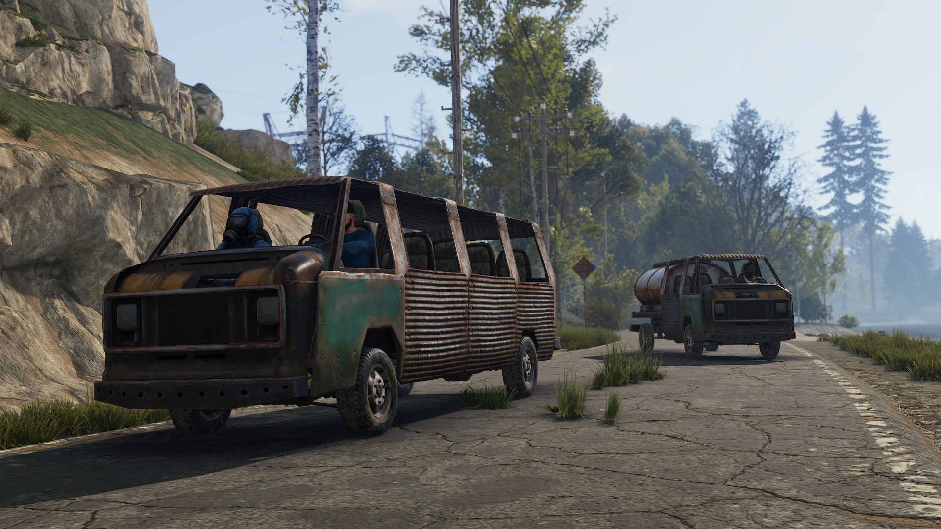 Rust Vehicles beta