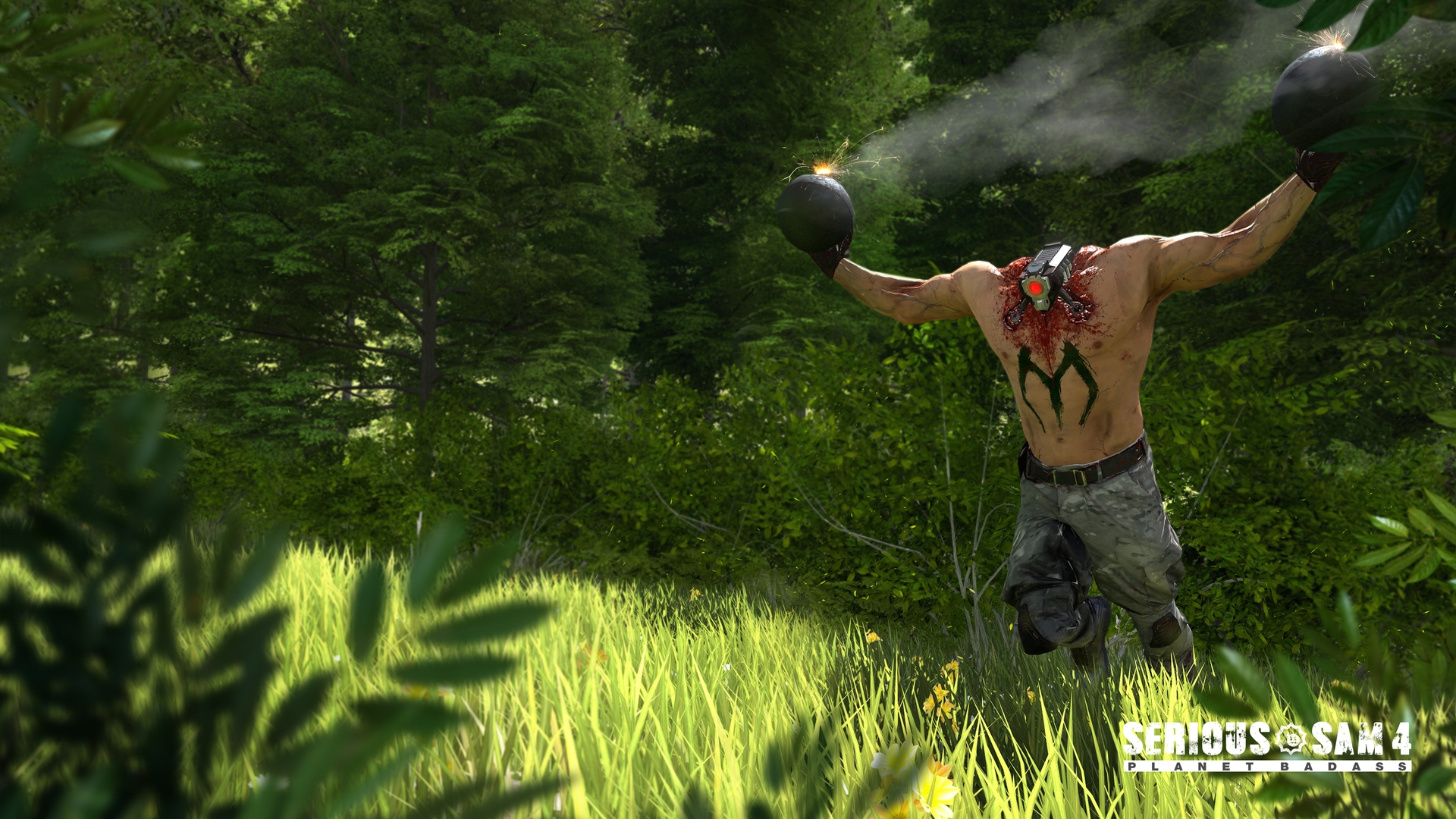 New trailer released for Serious Sam 4