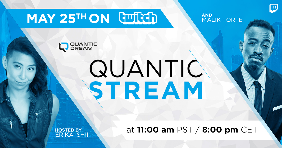 Detroit Become Human - Quantic Stream