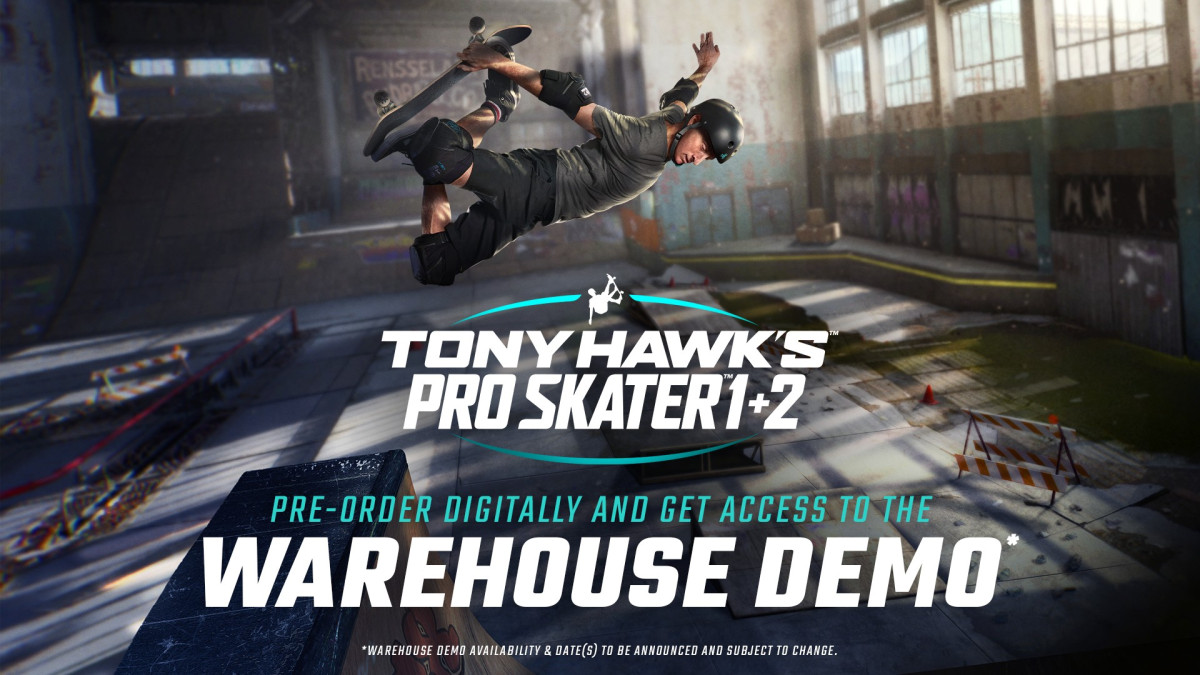 thps 1+2 warehouse demo preorder bonus