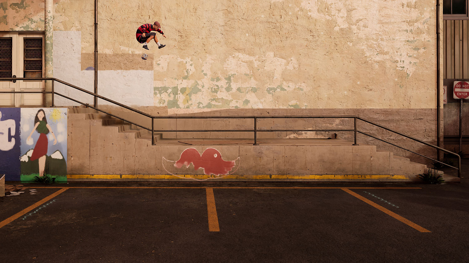 Tony Hawk's Pro Skater 1+2 gameplay - all songs