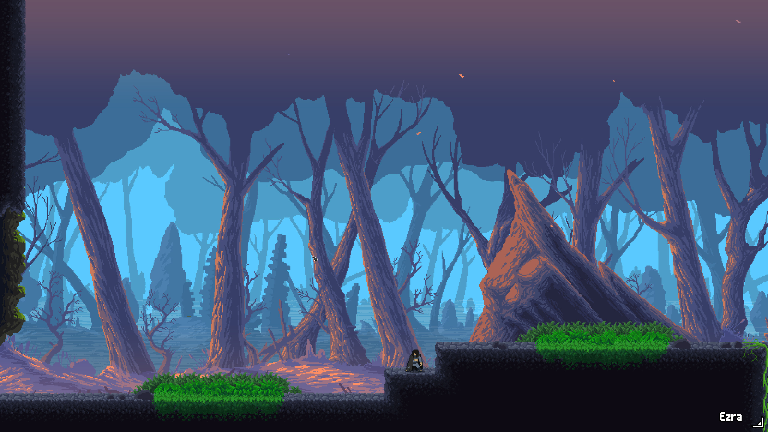 wildfire review pixel artstyle