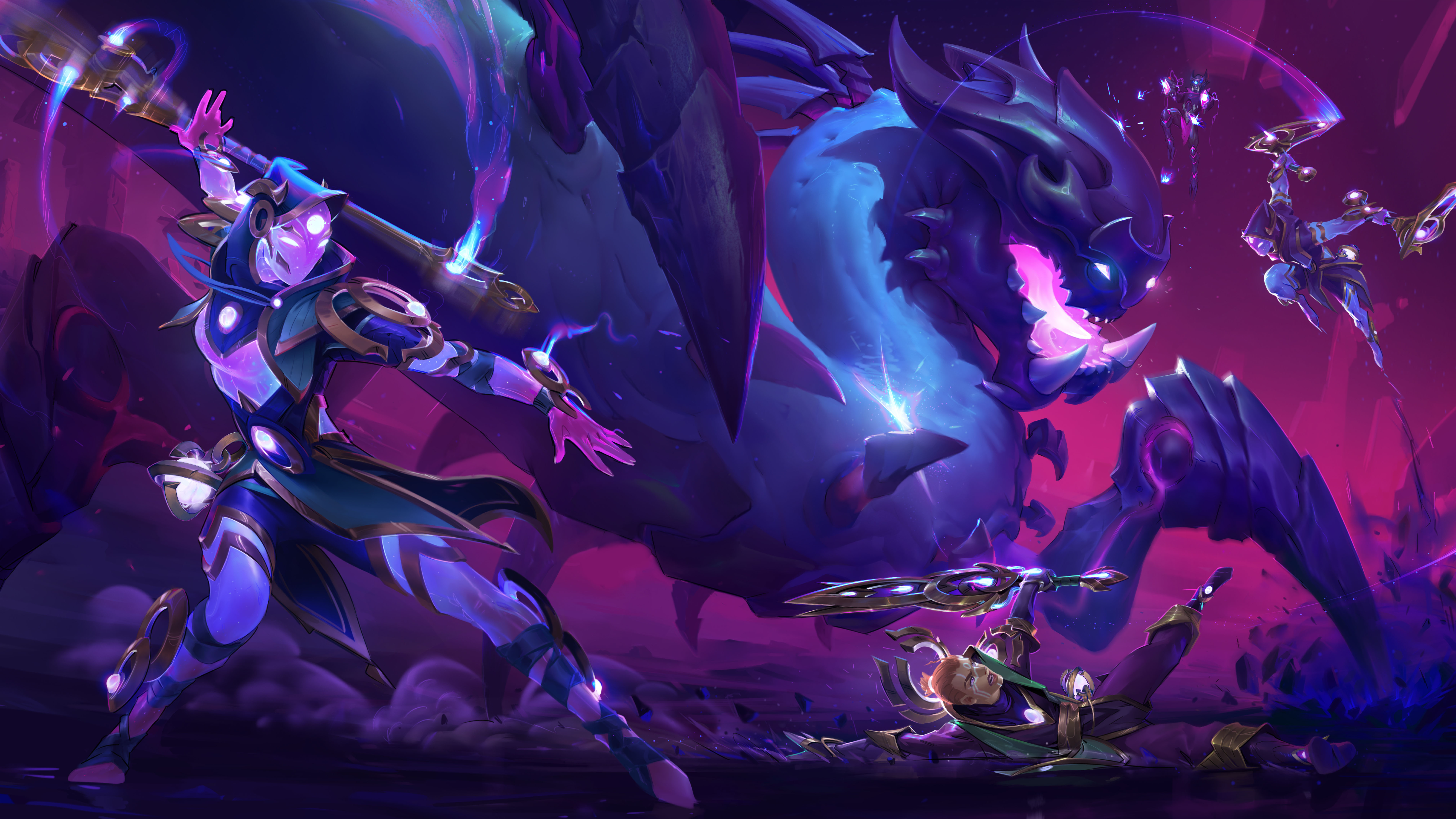 Dauntless Call of the Void - Thrax