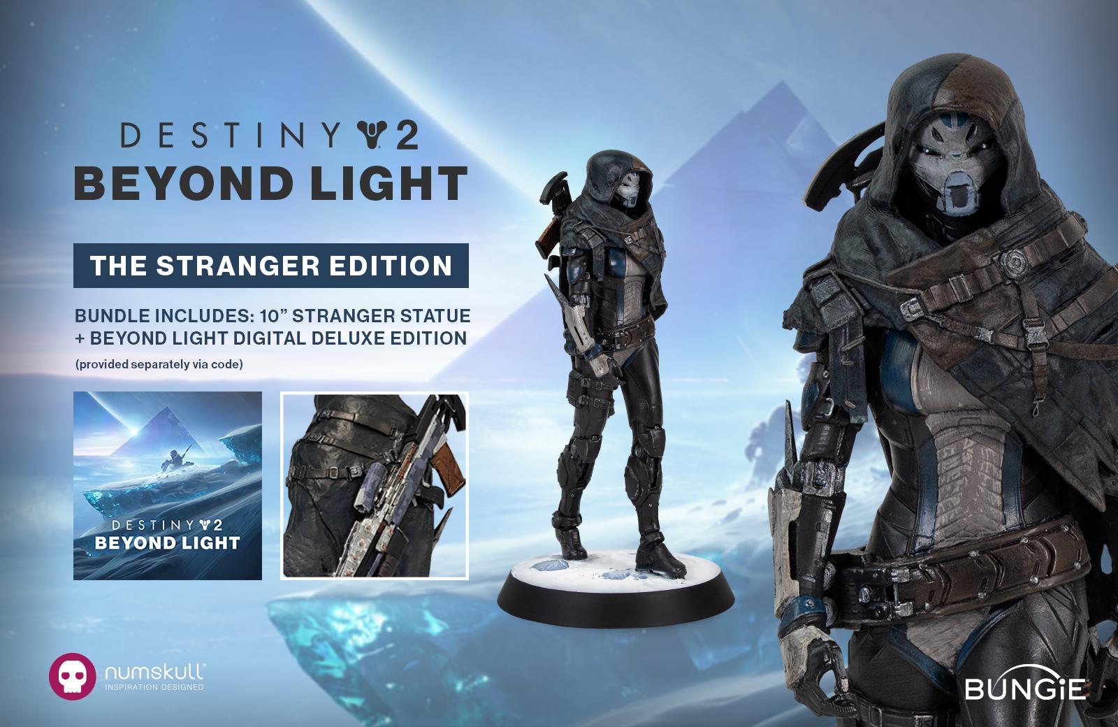 destiny 2 beyond light stranger edition