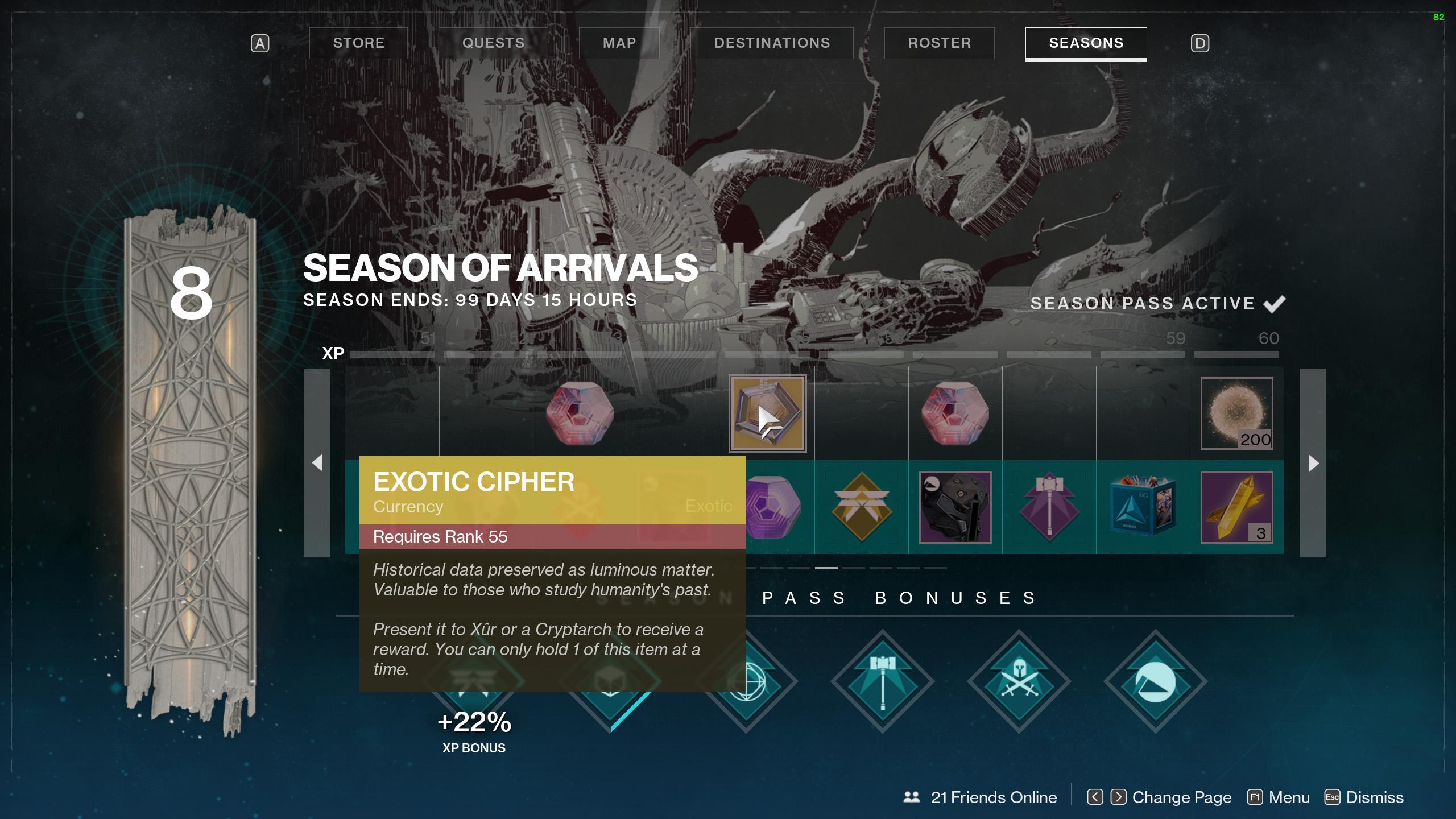 exotic cipher destiny 2