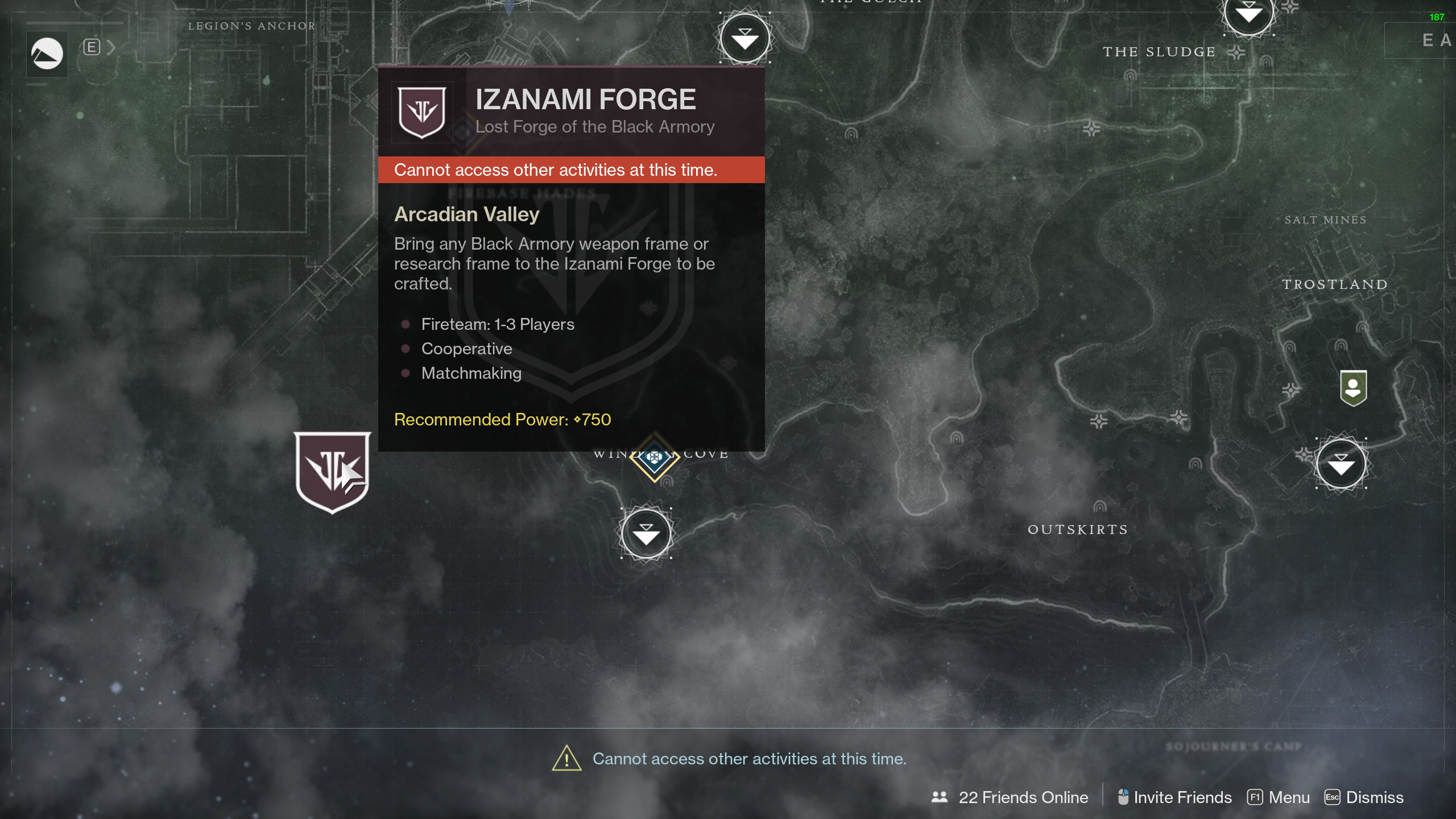 destiny 2 launch forge